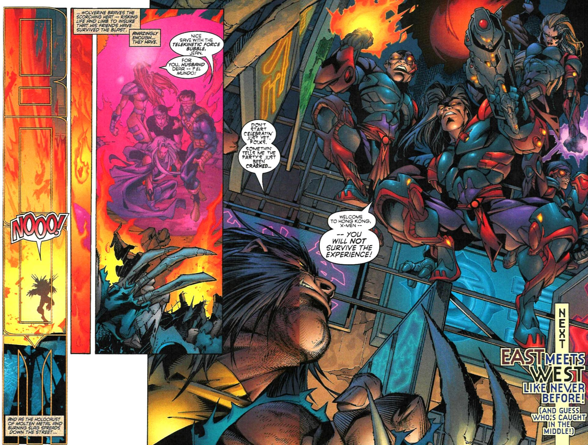 X-Men (1991) 62 Page 21