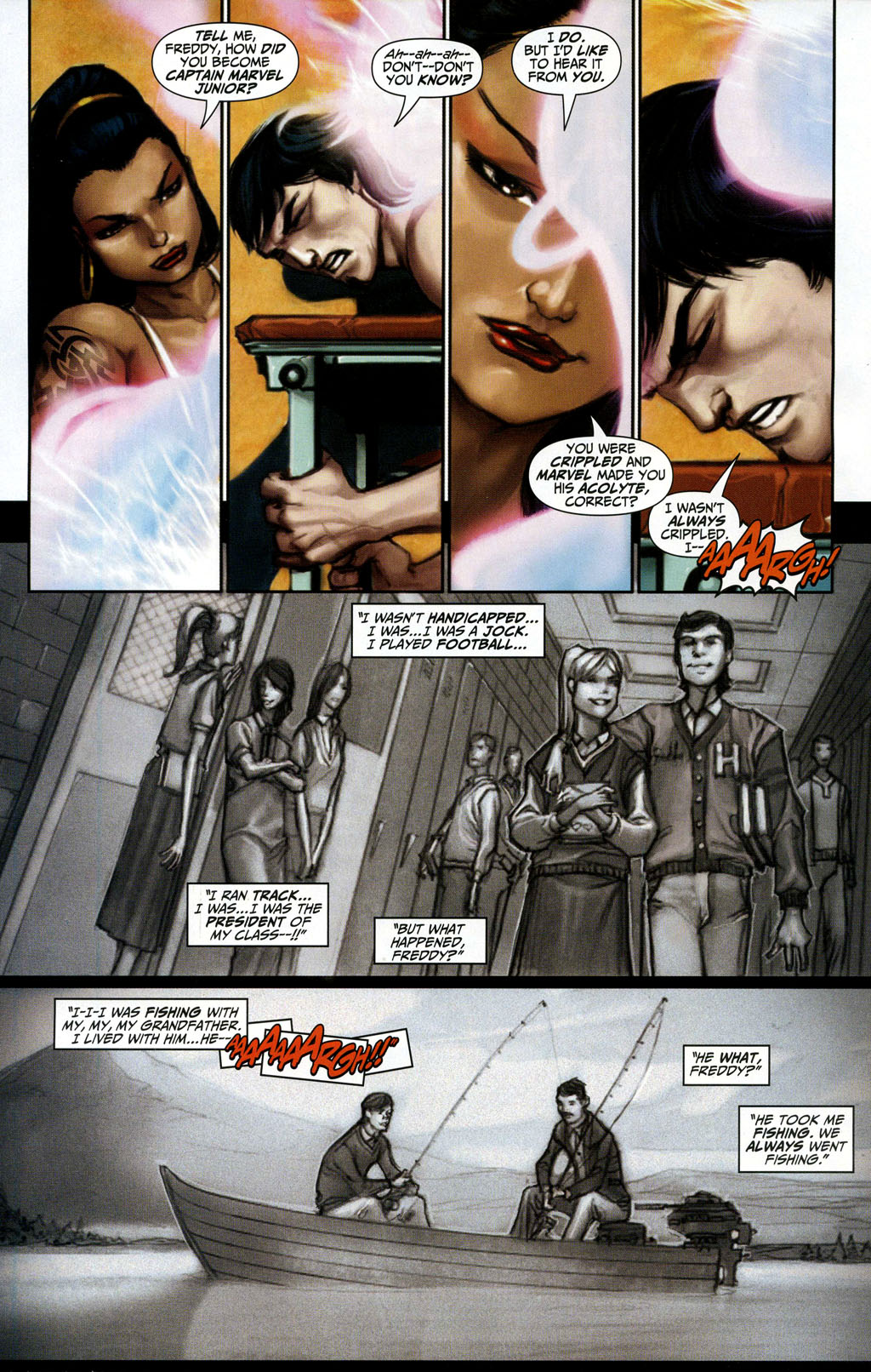 Read online Trials of Shazam comic -  Issue #3 - 16