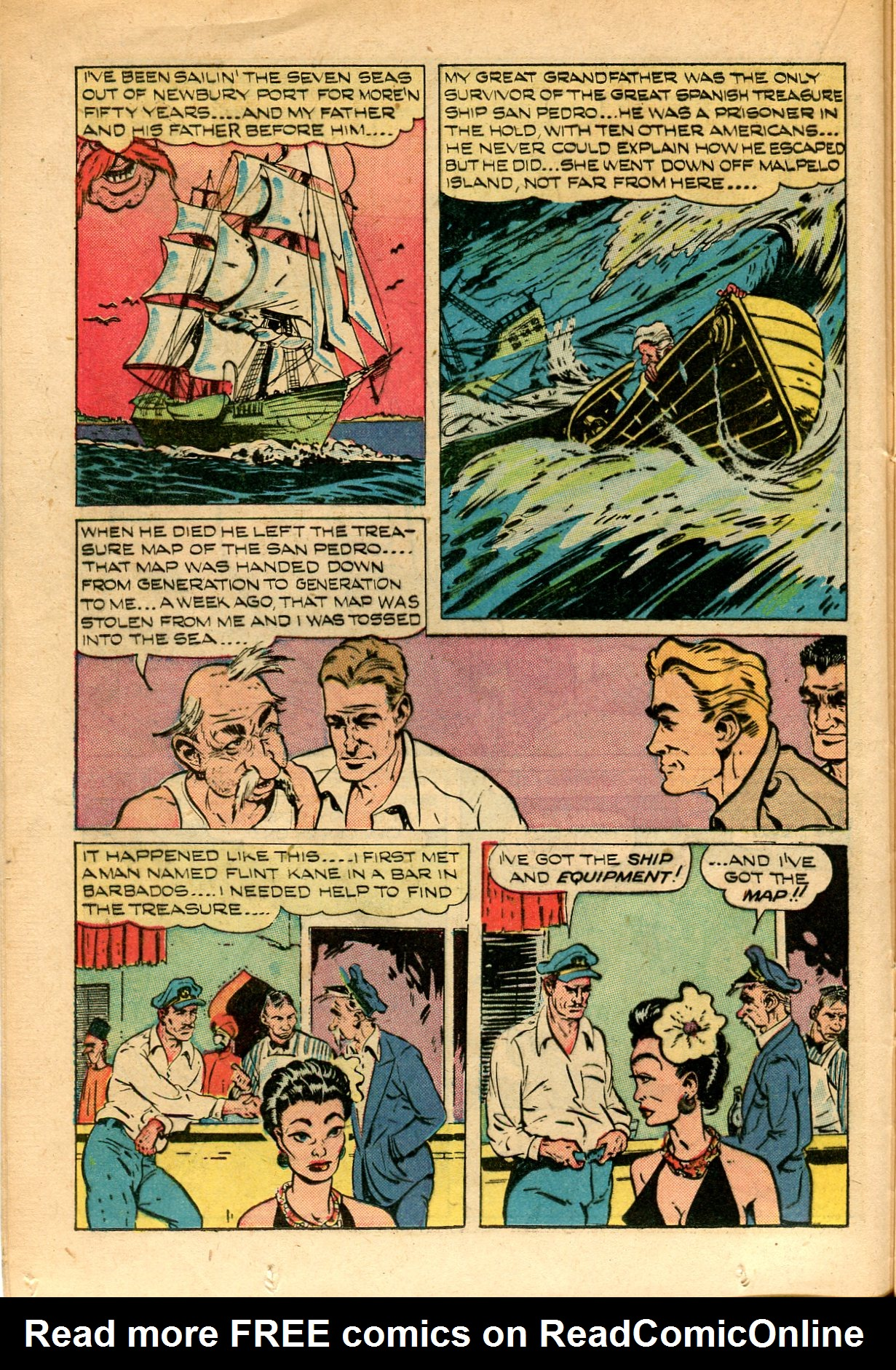 Read online Shadow Comics comic -  Issue #82 - 20