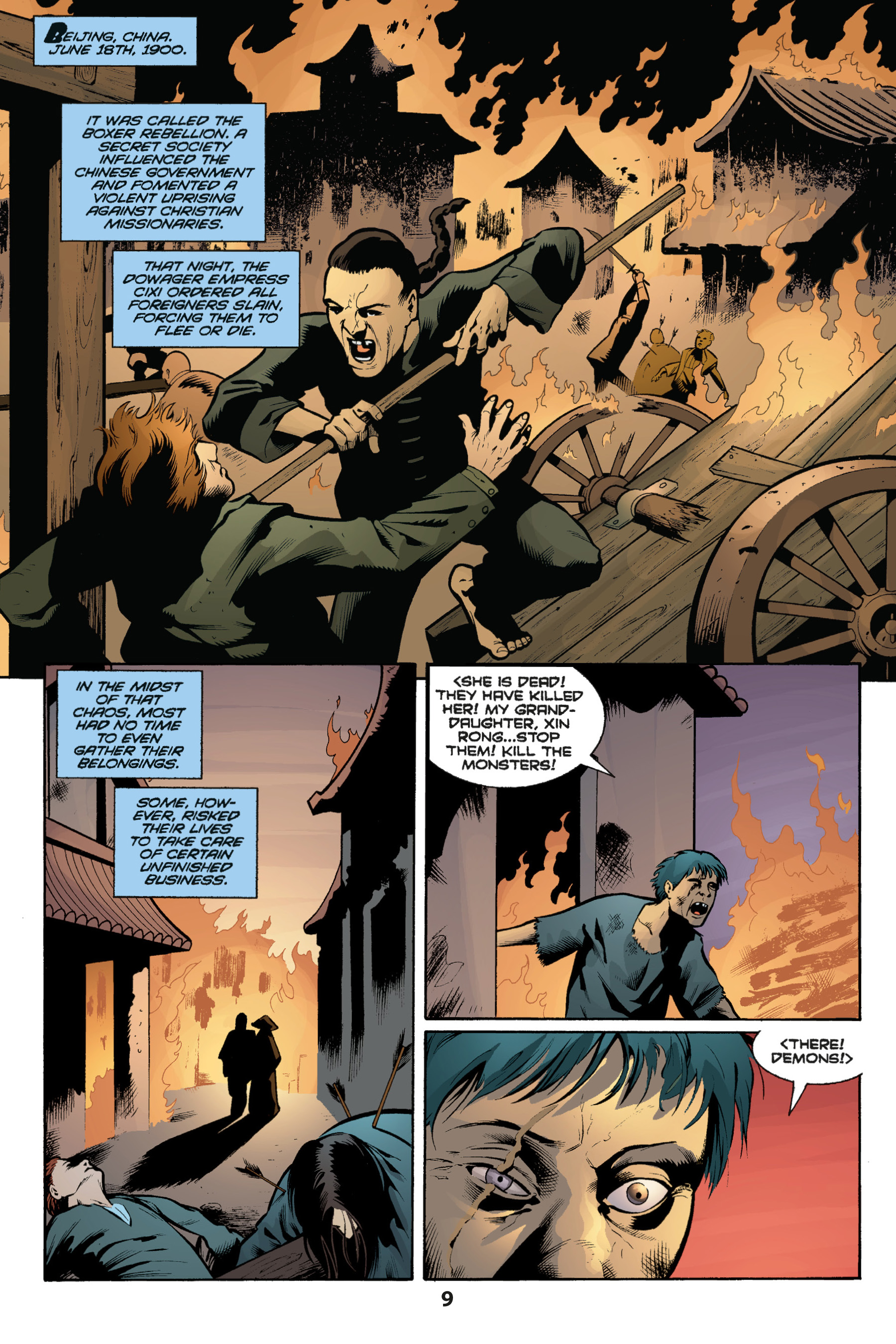 Read online Buffy the Vampire Slayer: Omnibus comic -  Issue # TPB 1 - 11