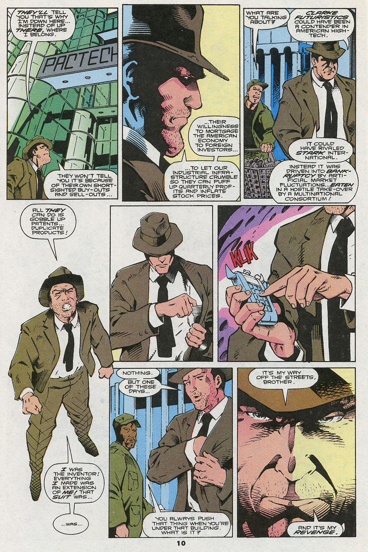 Read online Wonder Man (1991) comic -  Issue #5 - 9
