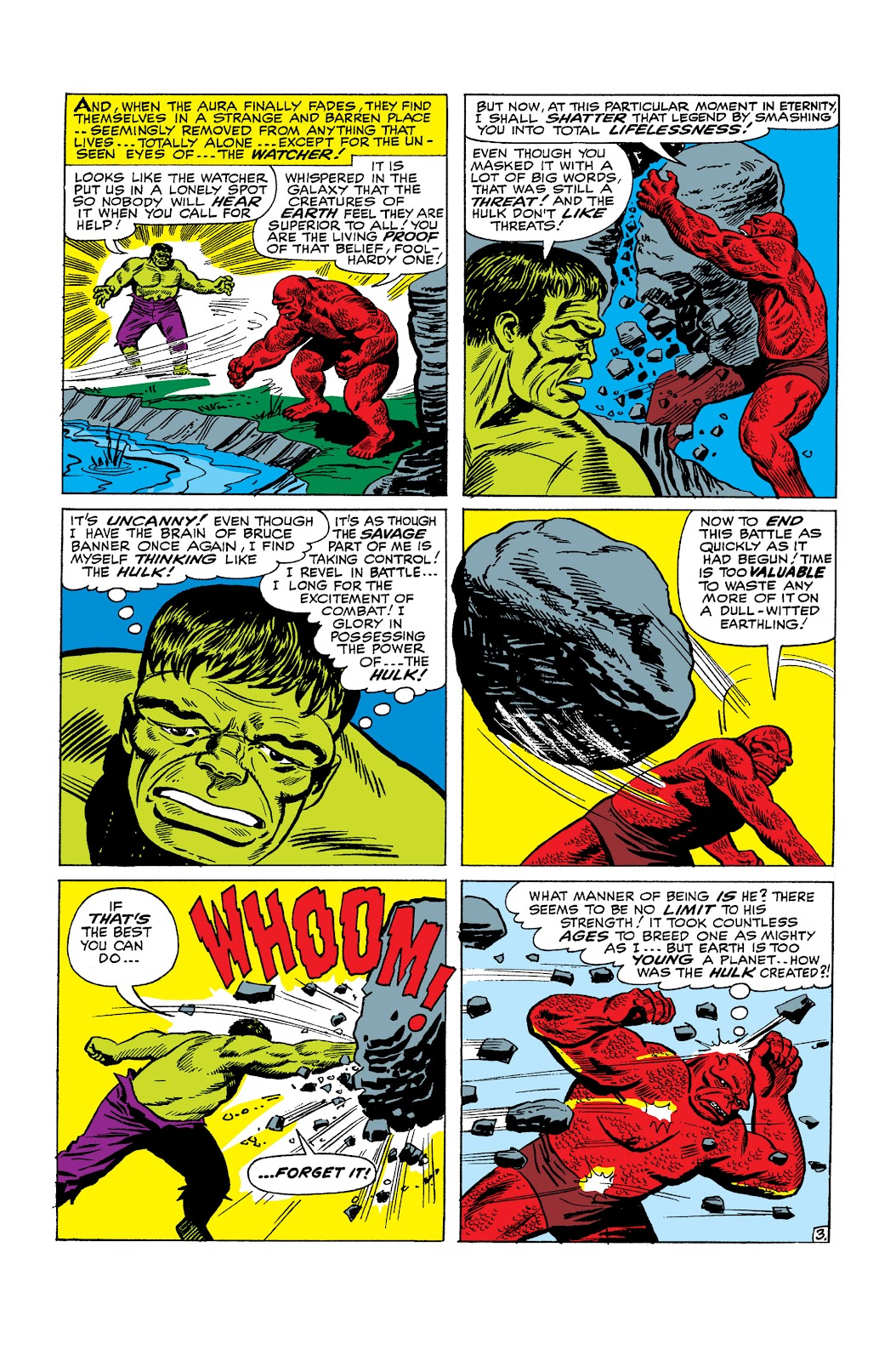 Read online Marvel Masterworks: The Incredible Hulk comic -  Issue # TPB 2 (Part 2) - 81