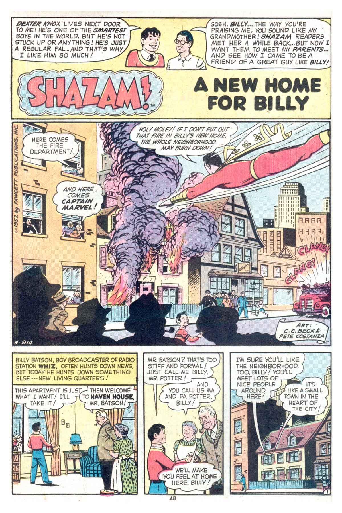 Read online Shazam! (1973) comic -  Issue #13 - 49