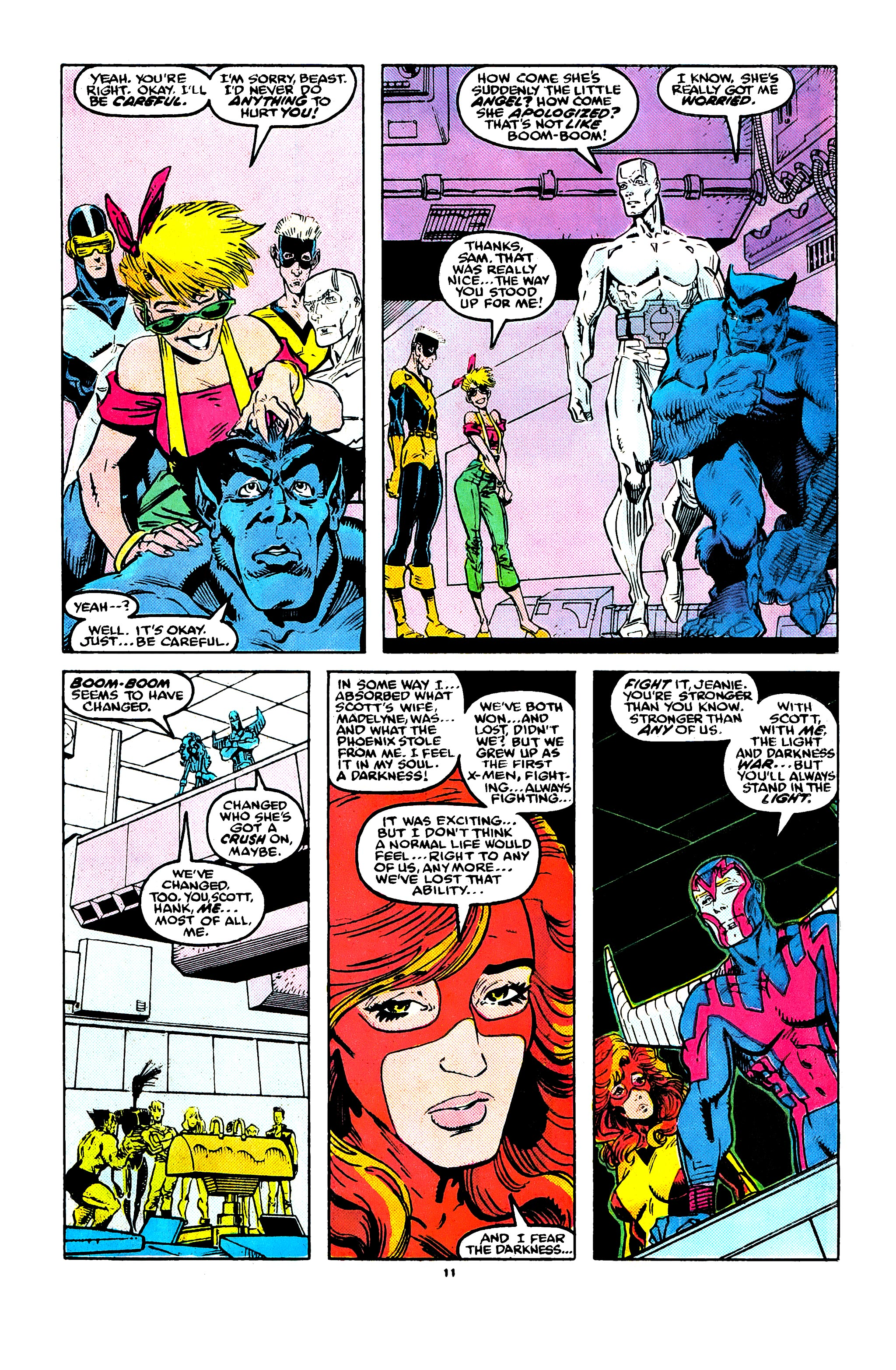 Read online X-Factor (1986) comic -  Issue #41 - 9