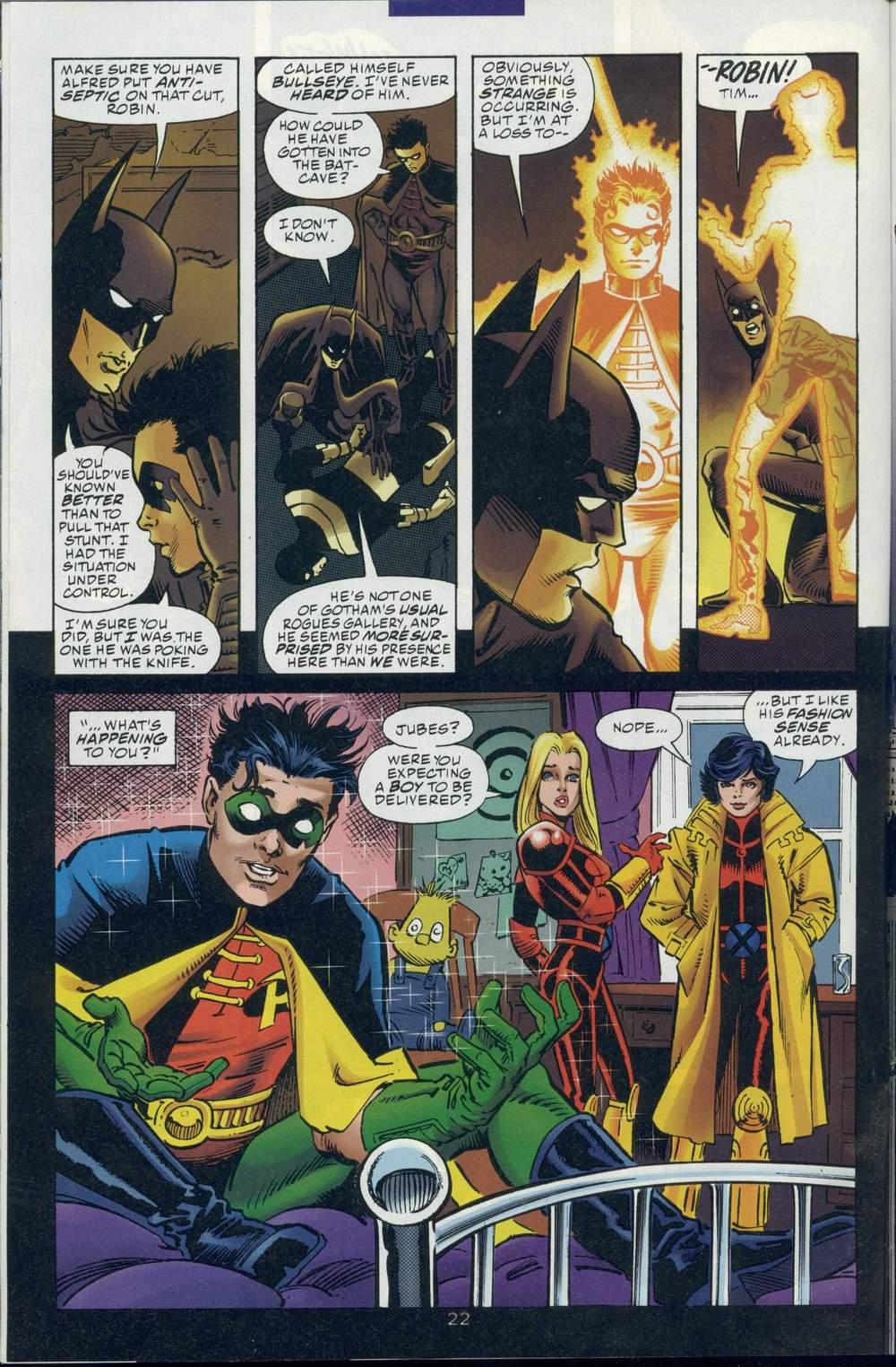 Read online DC Versus Marvel Comics comic -  Issue #1 - 24