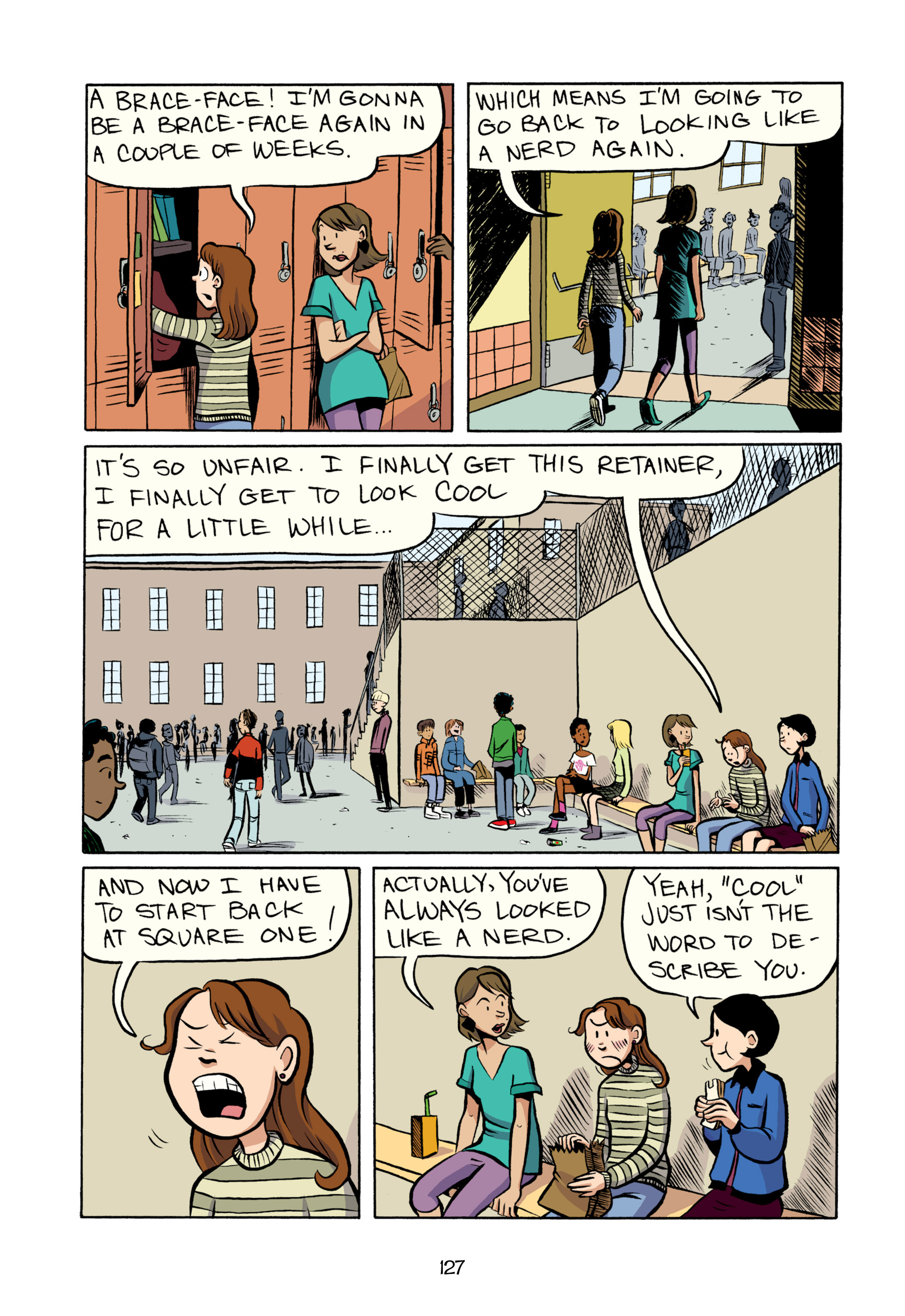 Read online Smile comic -  Issue # TPB - 133