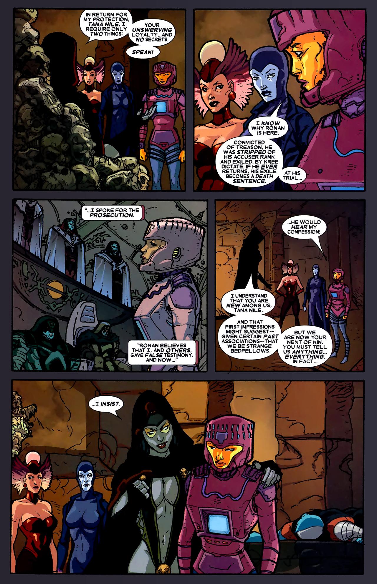 Read online Annihilation: Ronan comic -  Issue #2 - 14