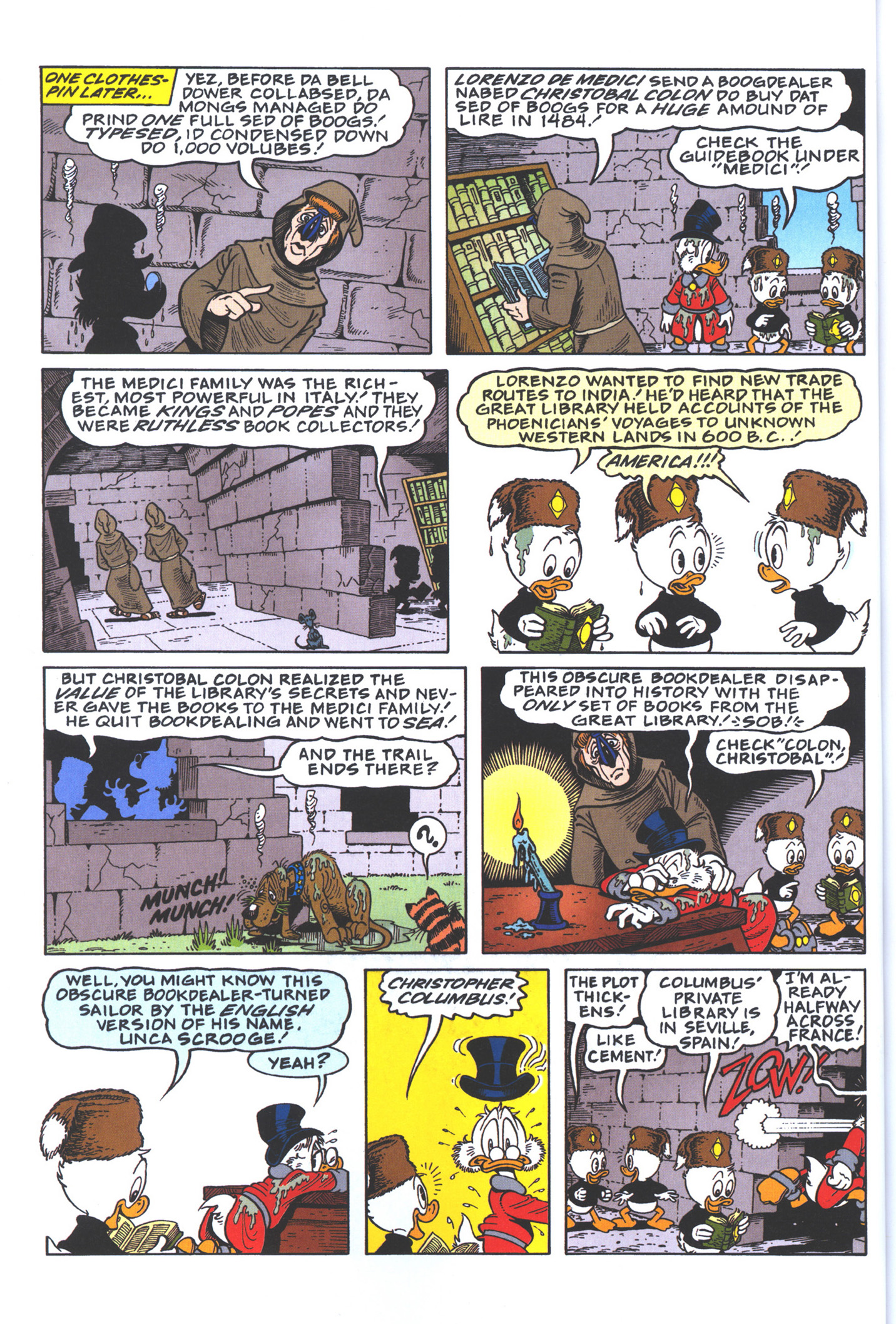Read online Uncle Scrooge (1953) comic -  Issue #383 - 20