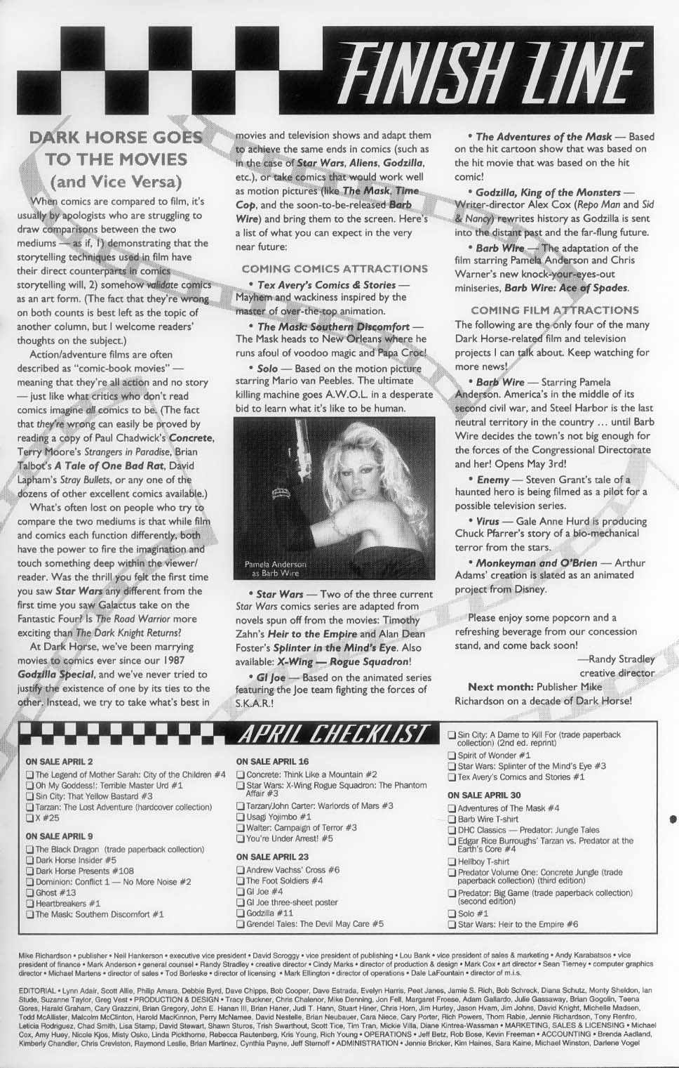 Godzilla (1995) Issue #11 #12 - English 35