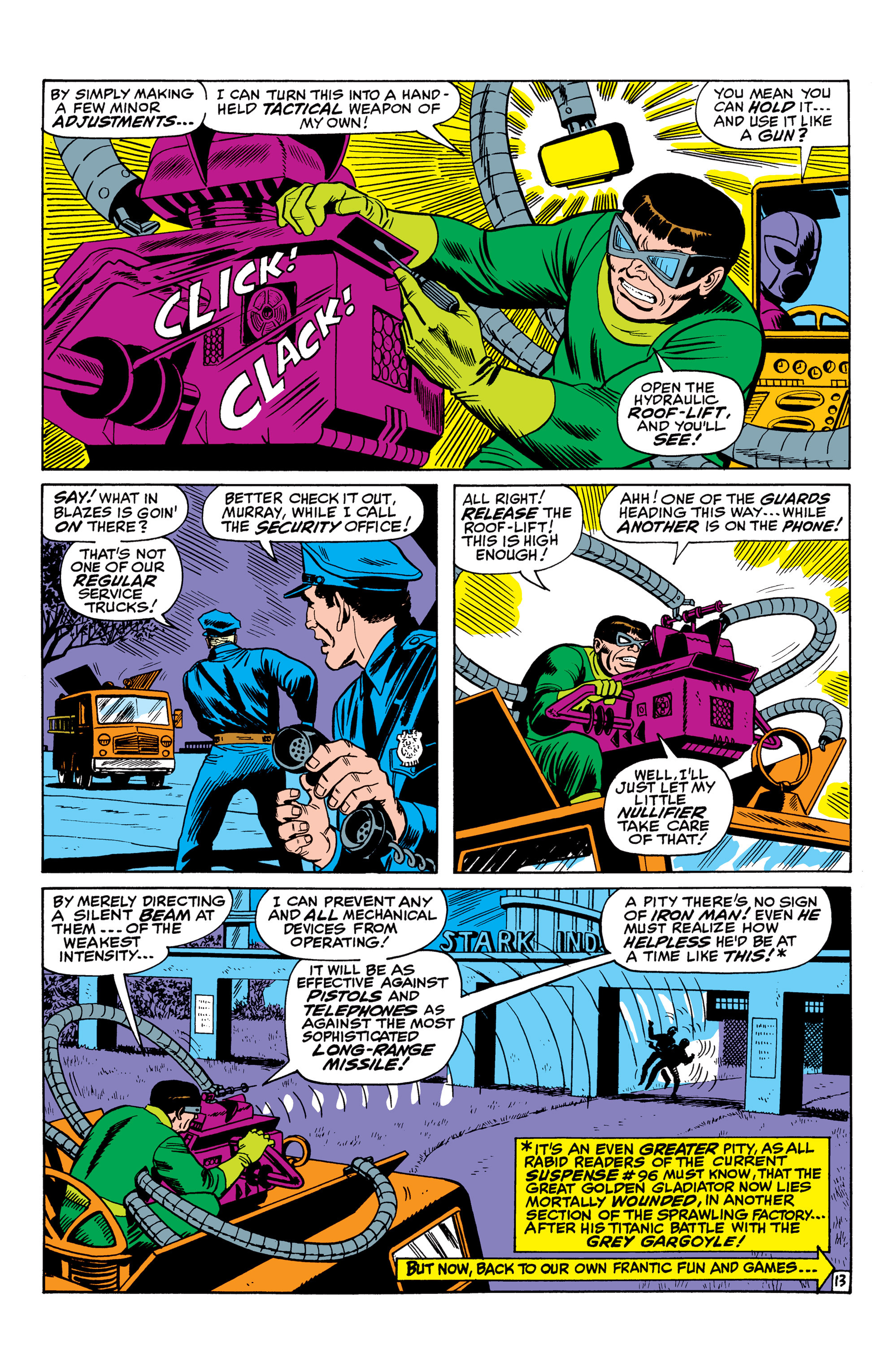 The Amazing Spider-Man (1963) 55 Page 13