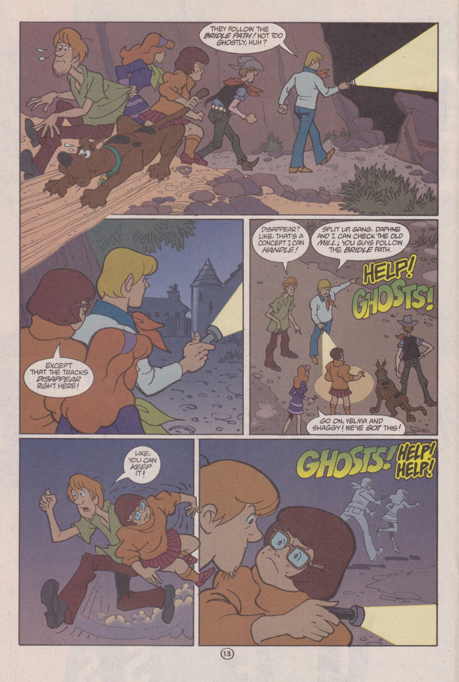 Read online Scooby-Doo (1997) comic -  Issue #6 - 14