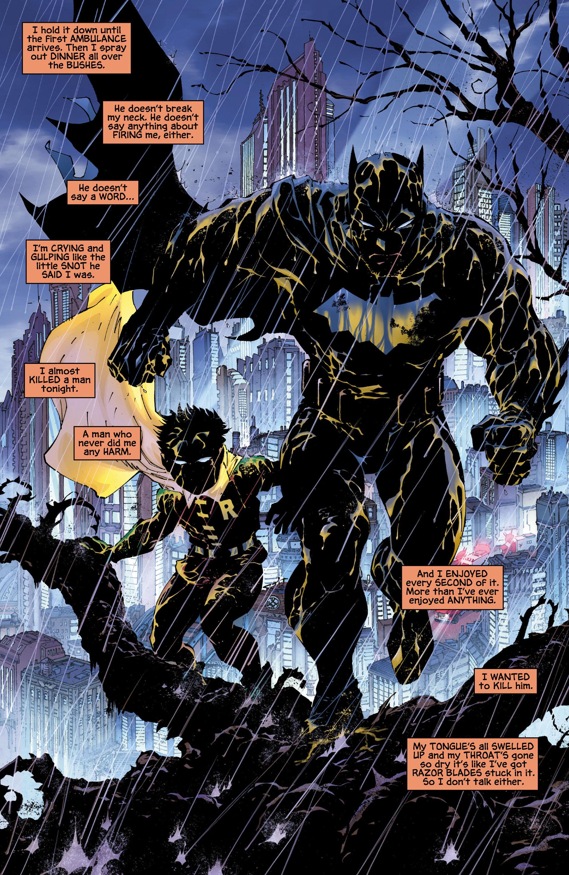 Read online All Star Batman & Robin, The Boy Wonder comic -  Issue #9 - 17