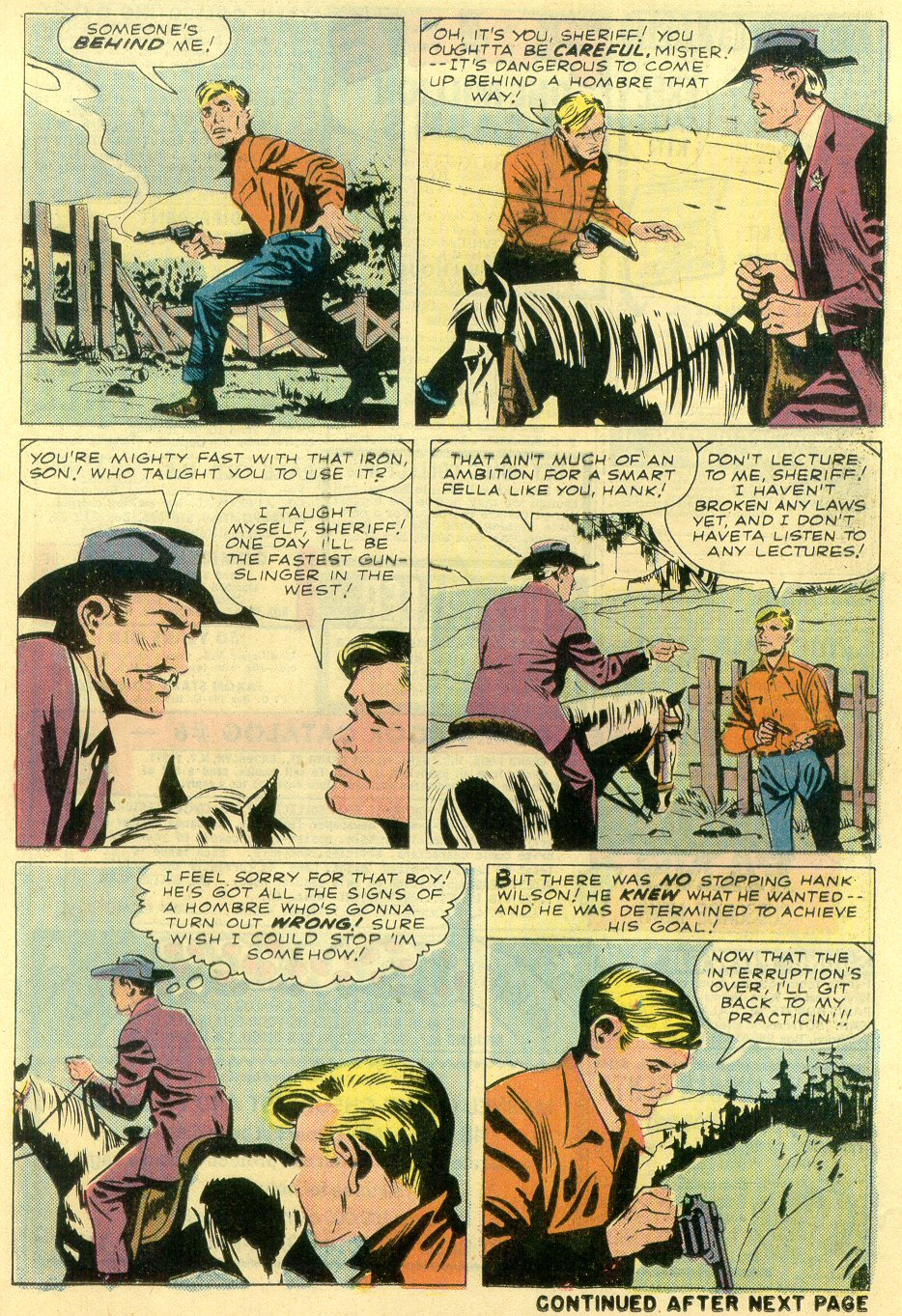 Read online Two-Gun Kid comic -  Issue #123 - 25