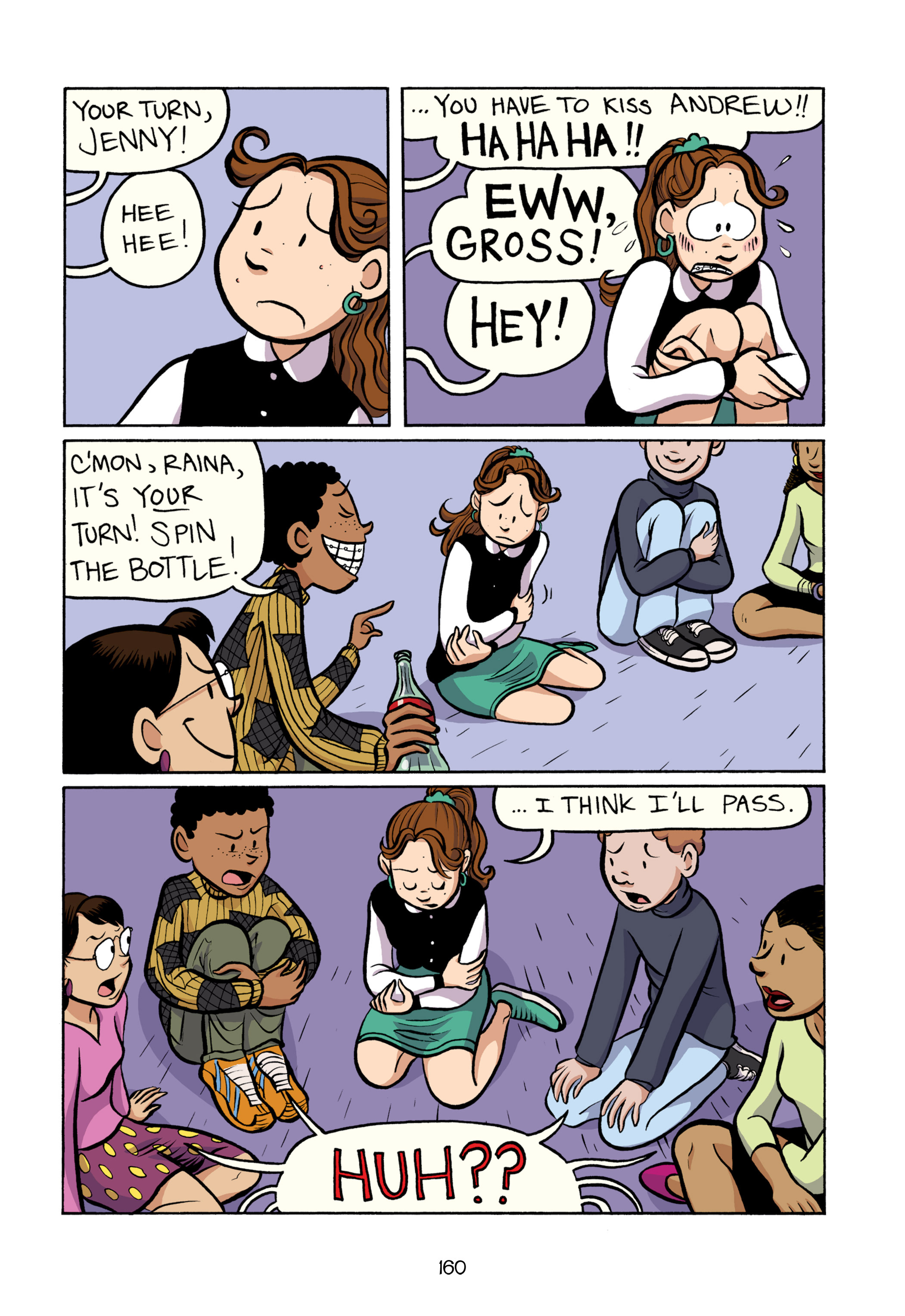 Read online Smile comic -  Issue # TPB - 166