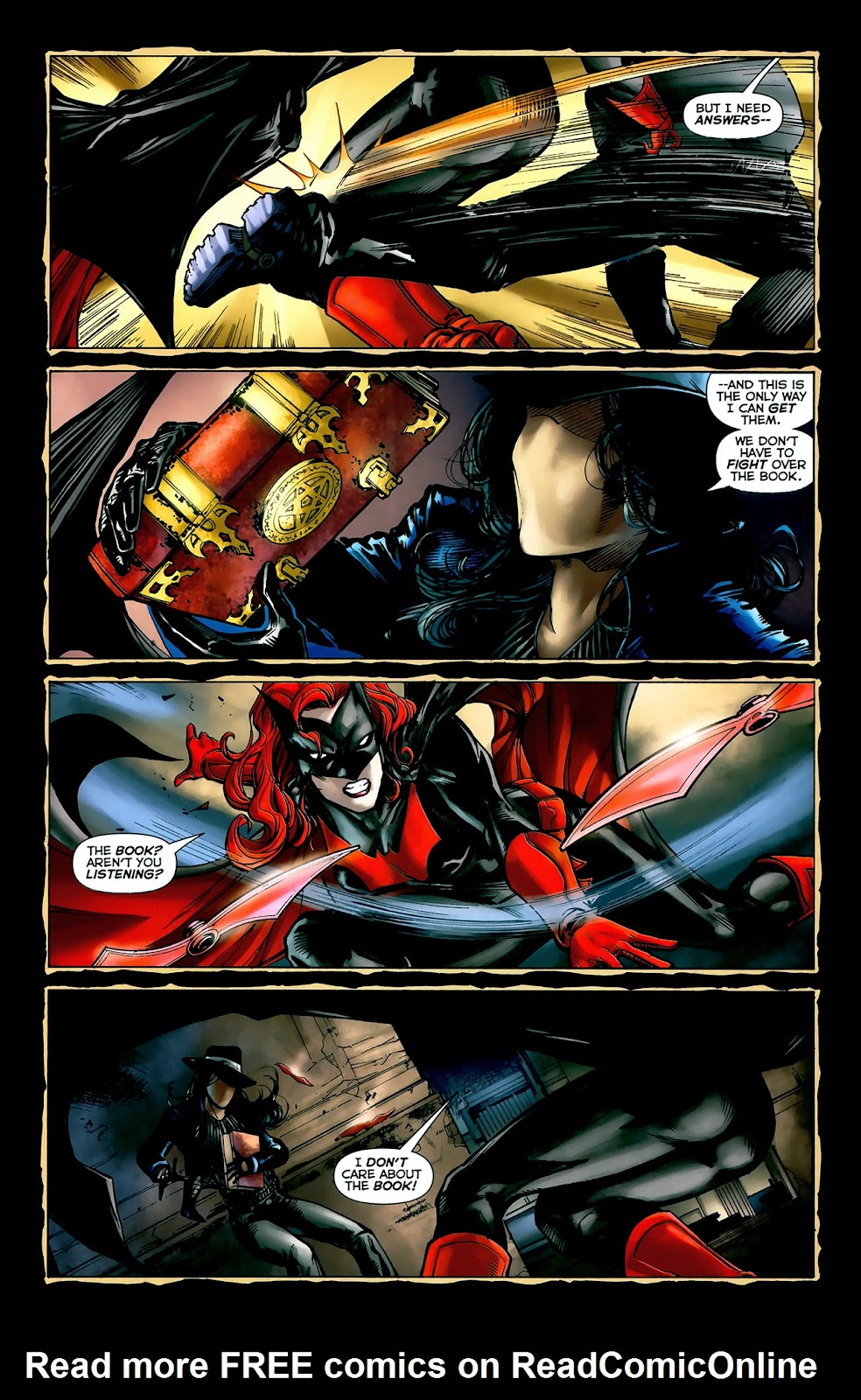 Crime Bible: The Five Lessons of Blood issue 3 - Page 18
