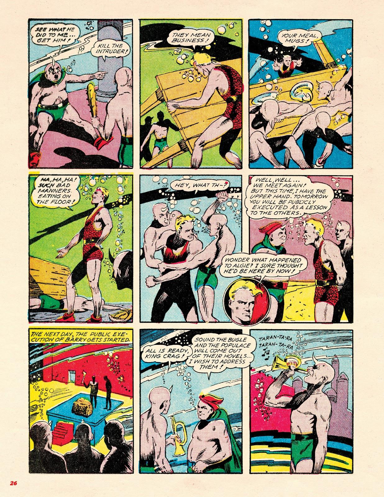 Read online Super Weird Heroes comic -  Issue # TPB 2 (Part 1) - 26