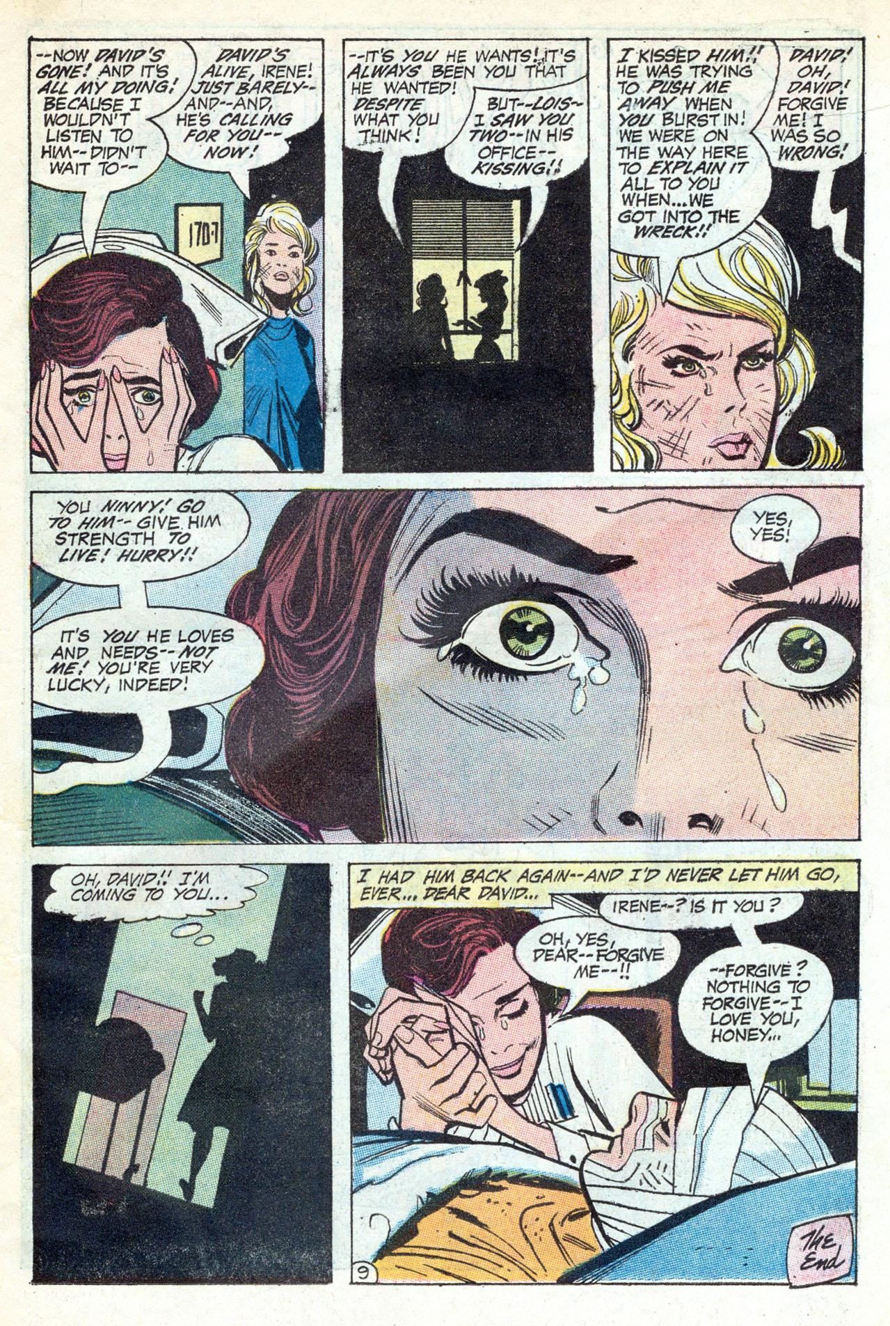 Read online Secret Hearts comic -  Issue #149 - 11