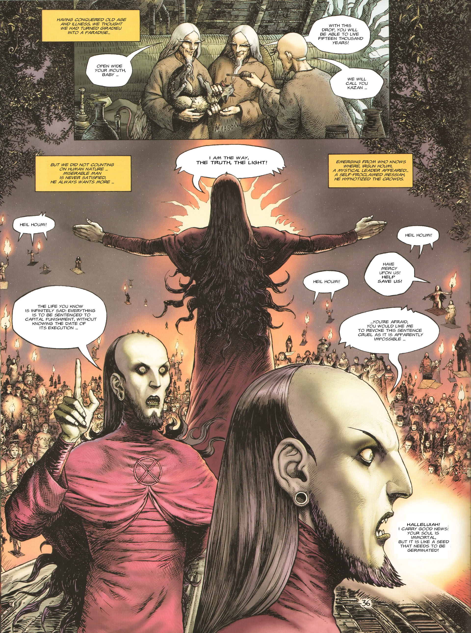 Read online Megalex (2014) comic -  Issue #3 - 39