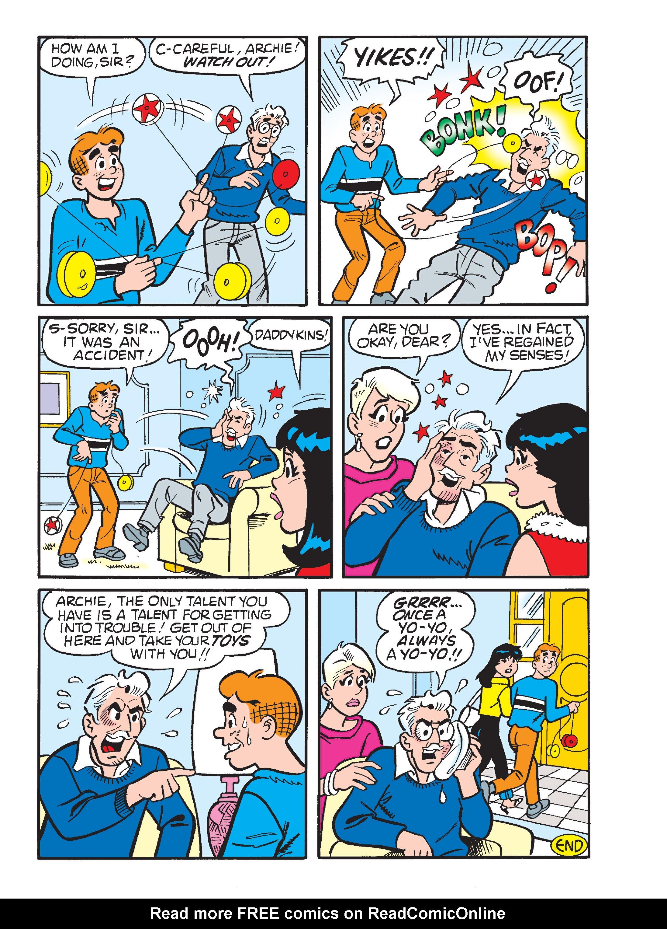 Read online Archie Giant Comics Collection comic -  Issue #Archie Giant Comics Collection TPB (Part 1) - 21