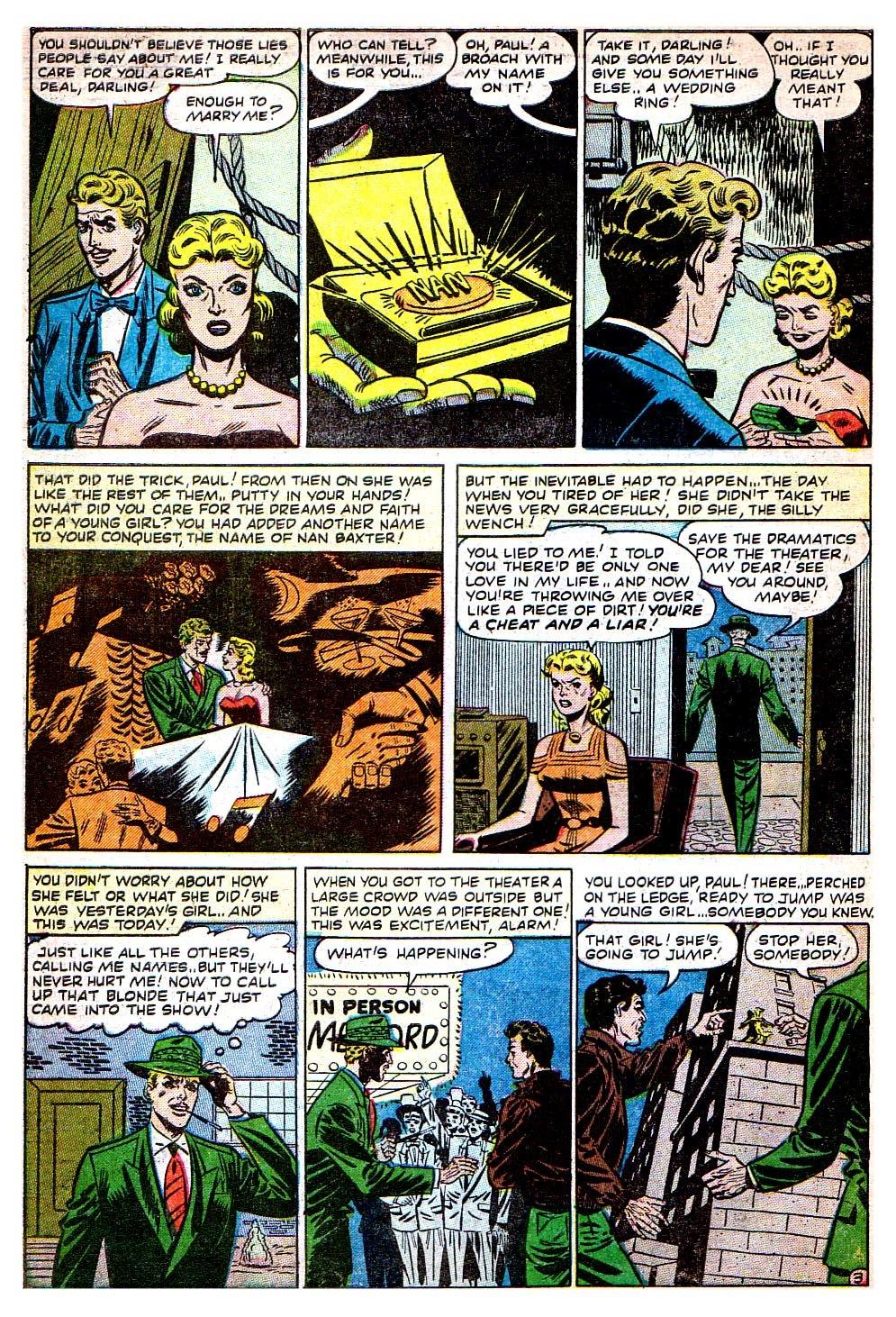 Read online Adventures into Weird Worlds comic -  Issue #8 - 24