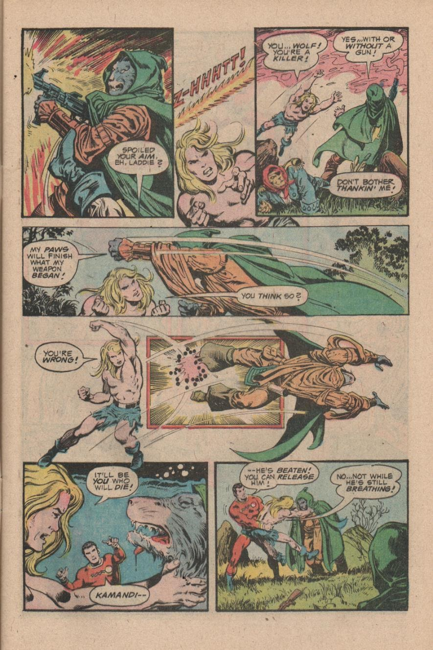 Kamandi, The Last Boy On Earth issue 47 - Page 5