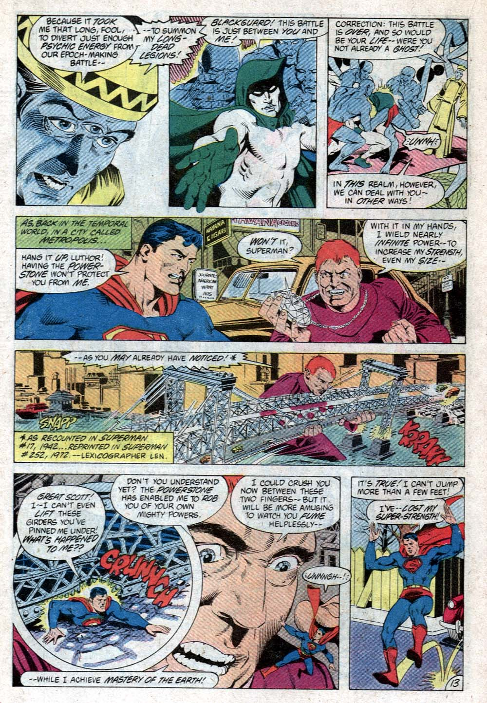 Read online All-Star Squadron comic -  Issue #20 - 16