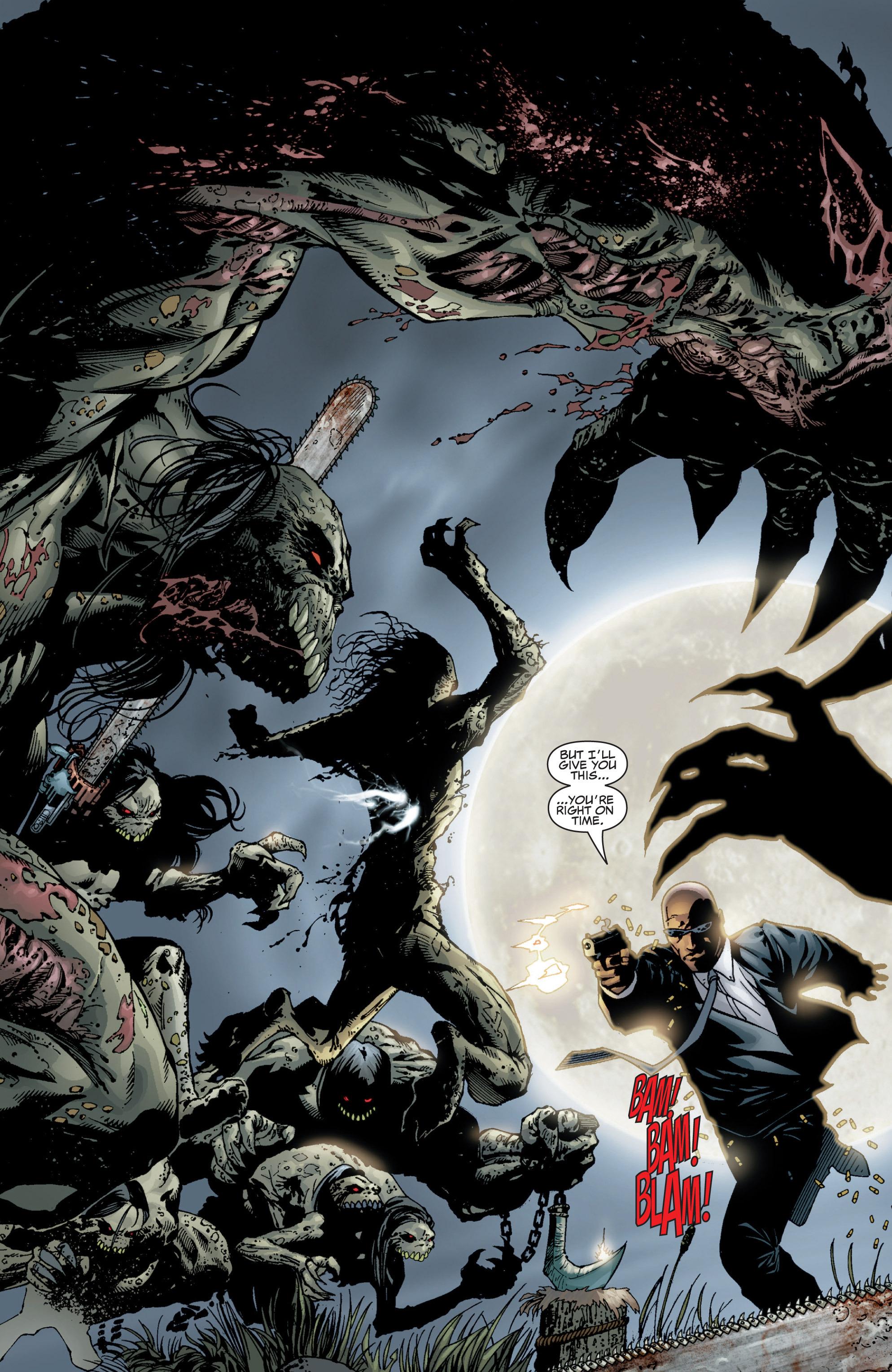 Read online Shadowman (1999) comic -  Issue #1 - 6