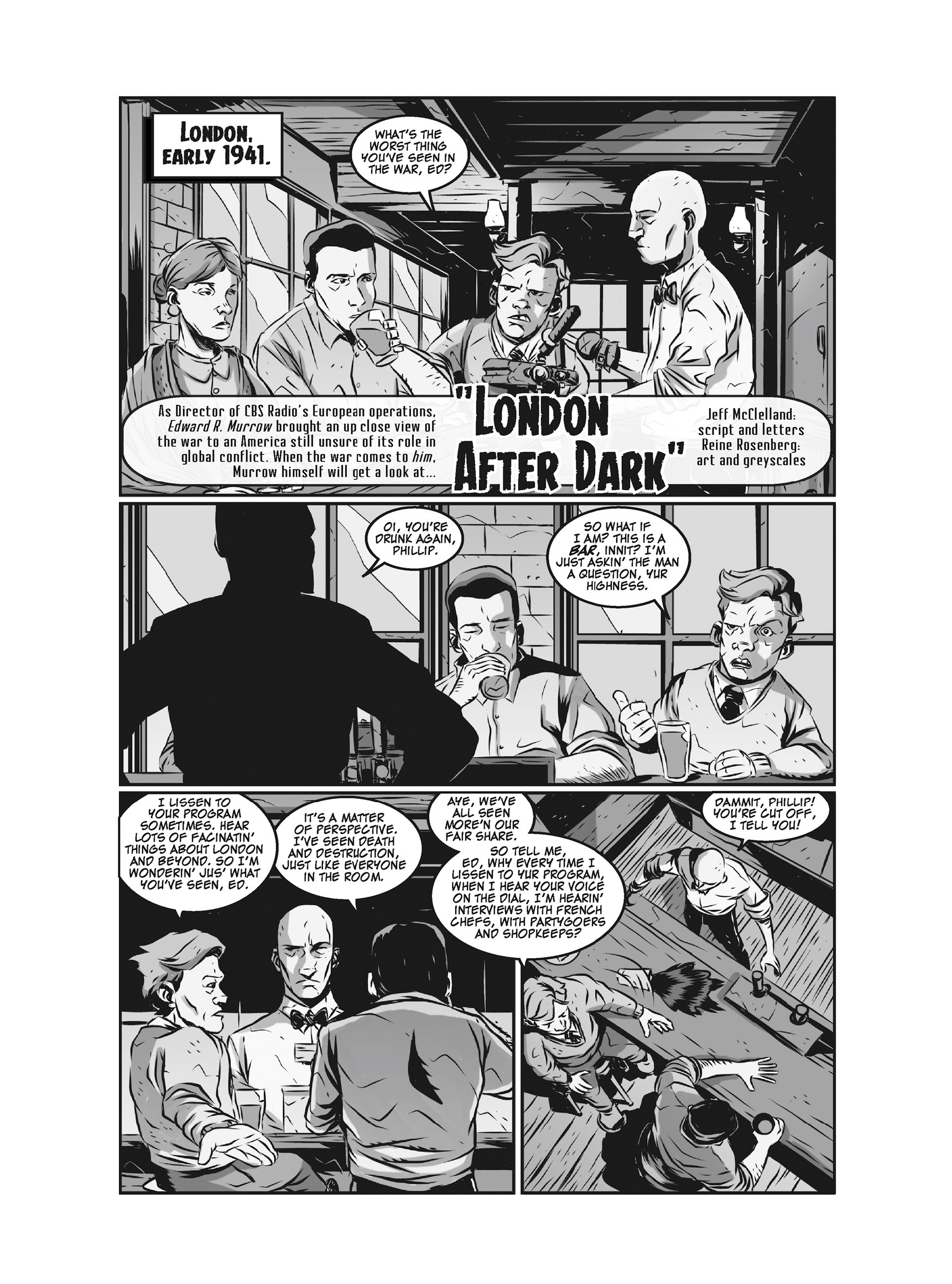 Read online FUBAR comic -  Issue #3 - 273