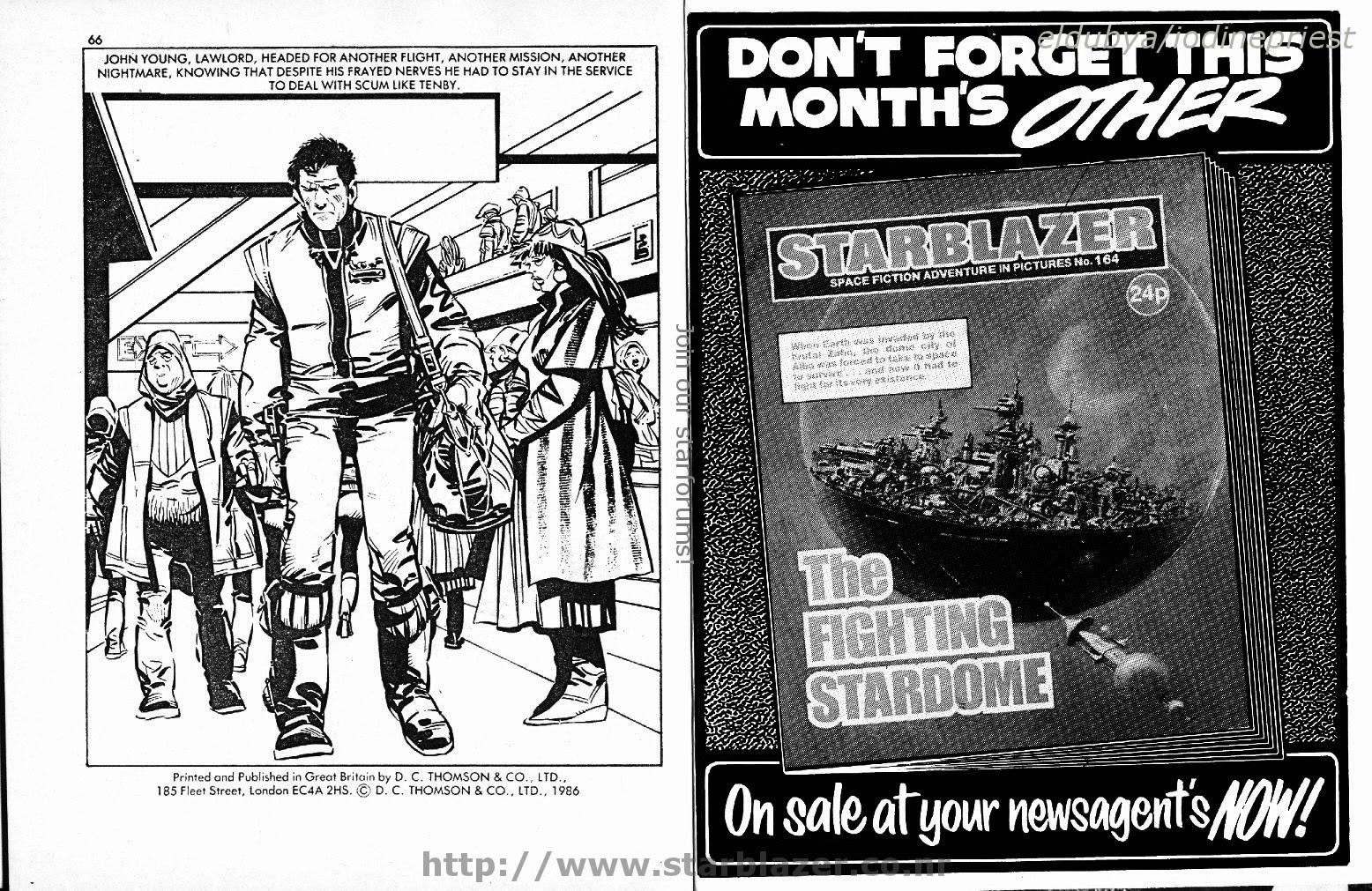 Starblazer issue 165 - Page 35