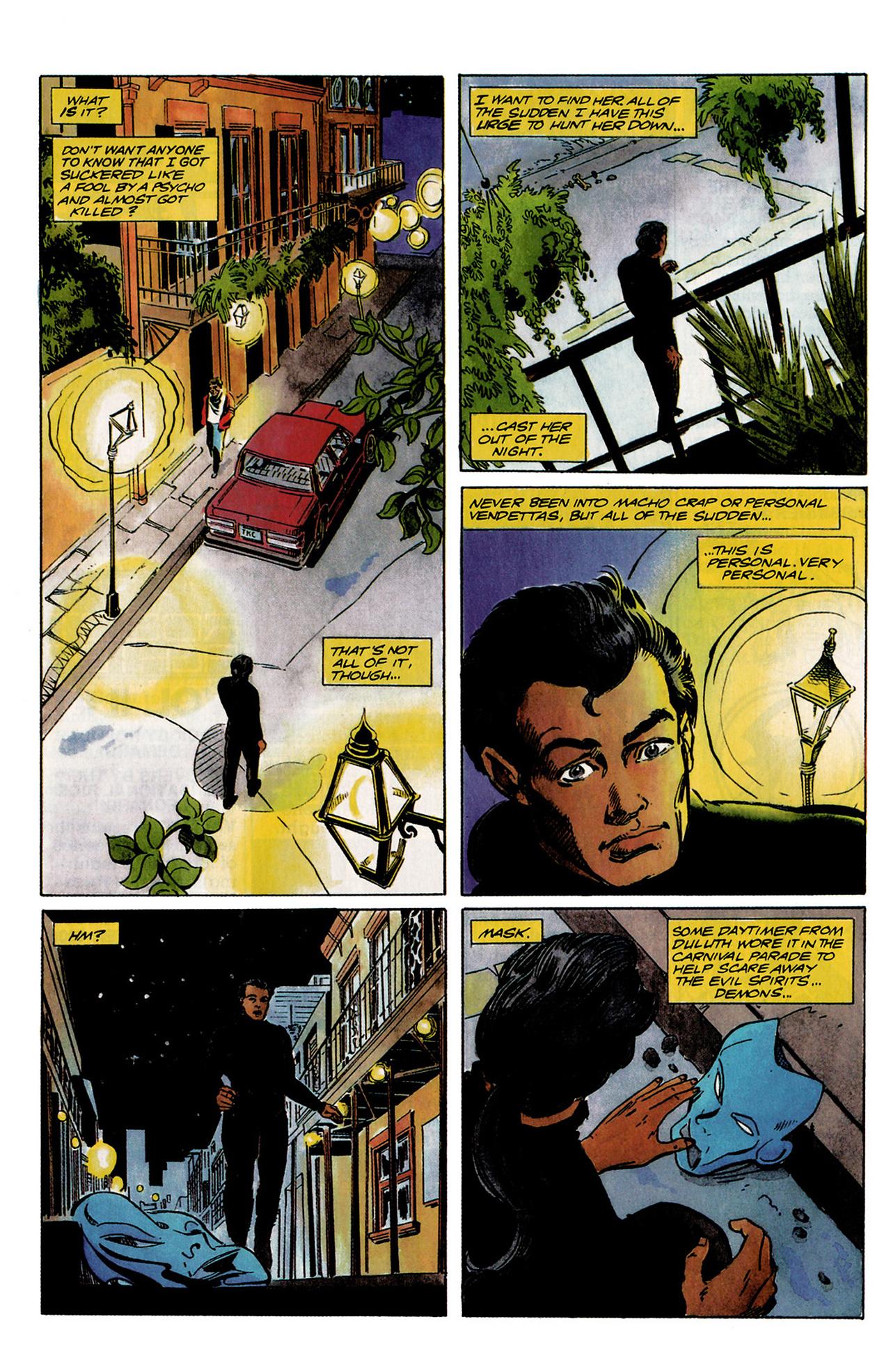Read online Shadowman (1992) comic -  Issue #1 - 16