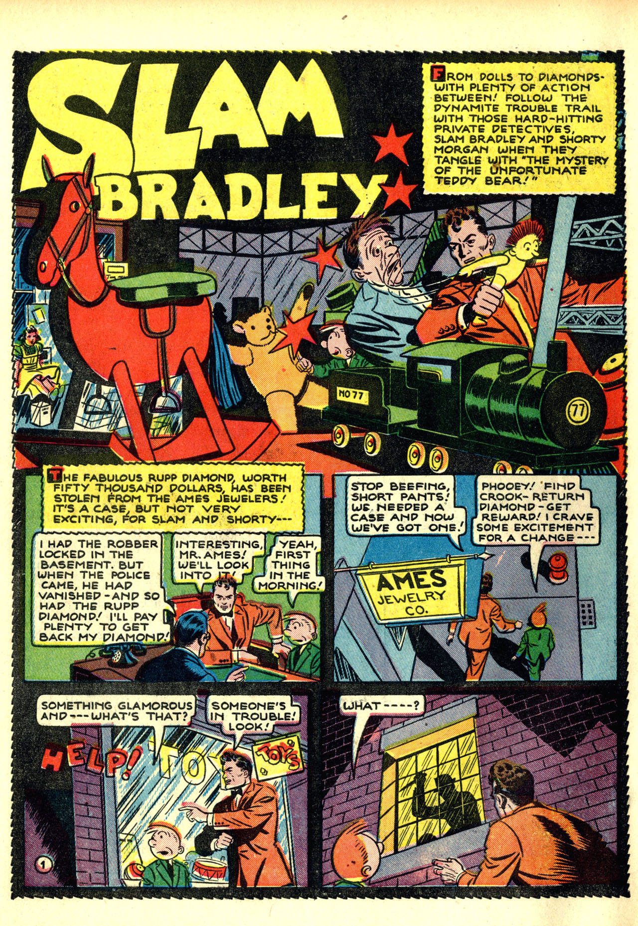 Detective Comics (1937) 64 Page 57