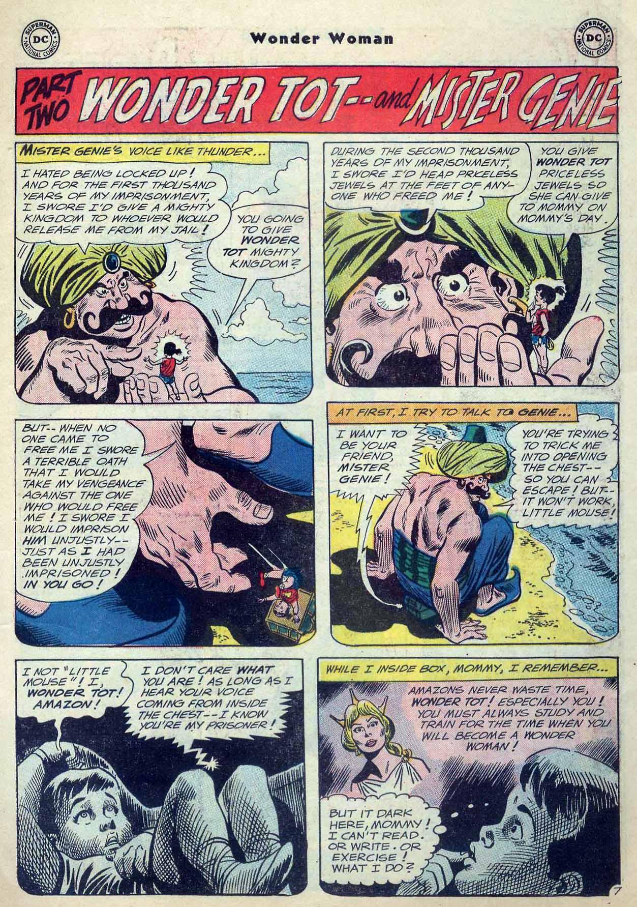 Read online Wonder Woman (1942) comic -  Issue #126 - 11