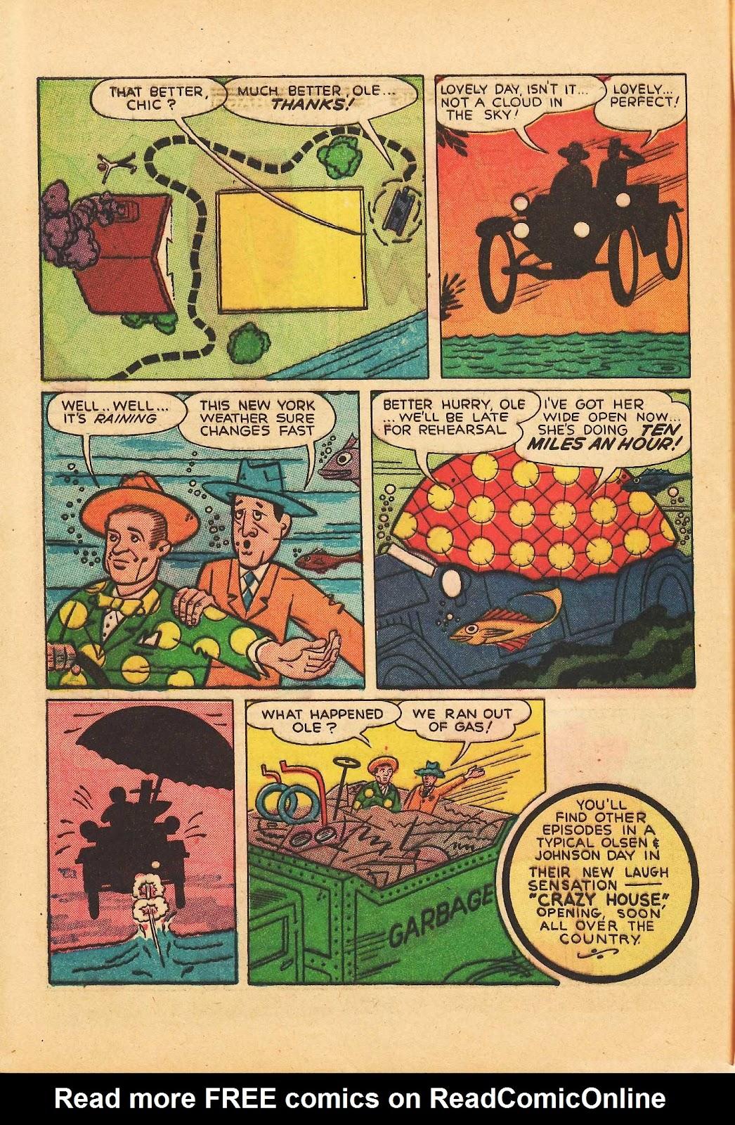Super-Magician Comics issue 22 - Page 50