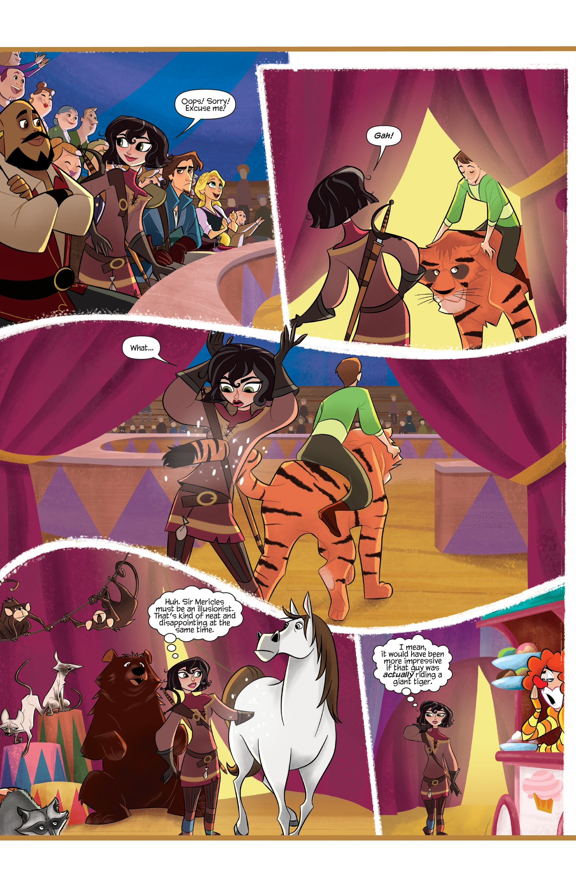 Tangled: The Series: Hair and Now 2 Page 5