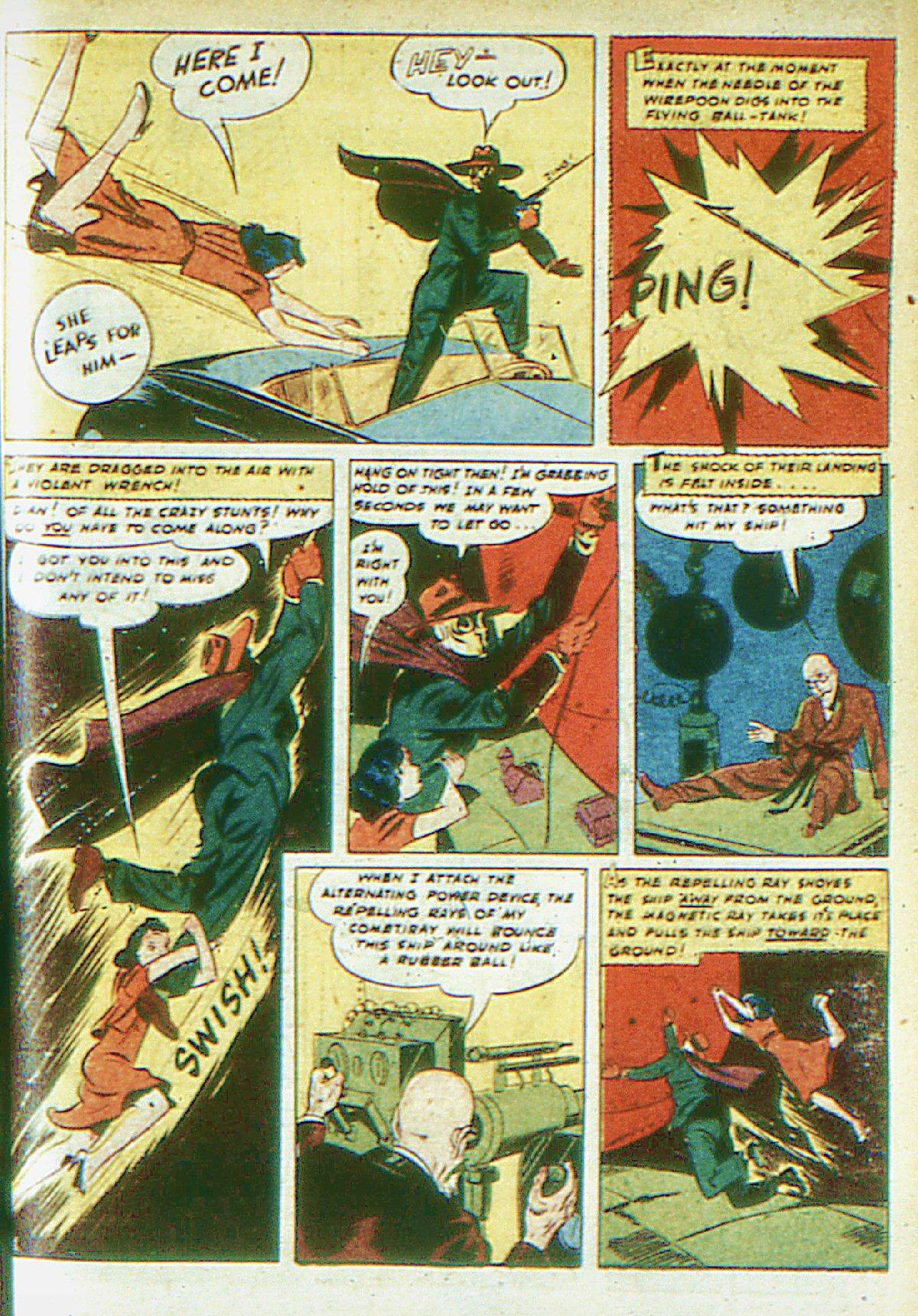 Read online Adventure Comics (1938) comic -  Issue #66 - 62