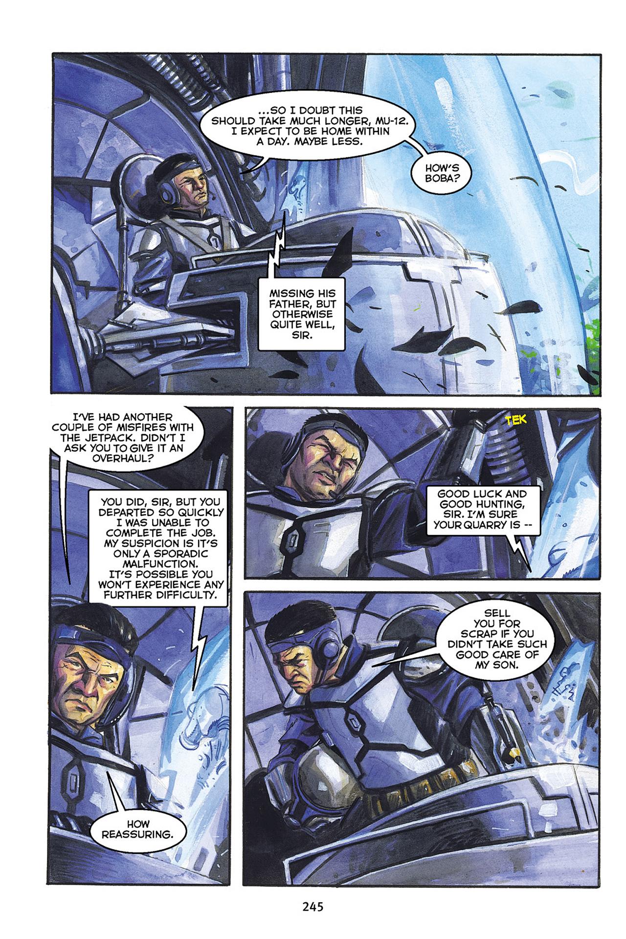 Read online Star Wars Omnibus comic -  Issue # Vol. 10 - 243