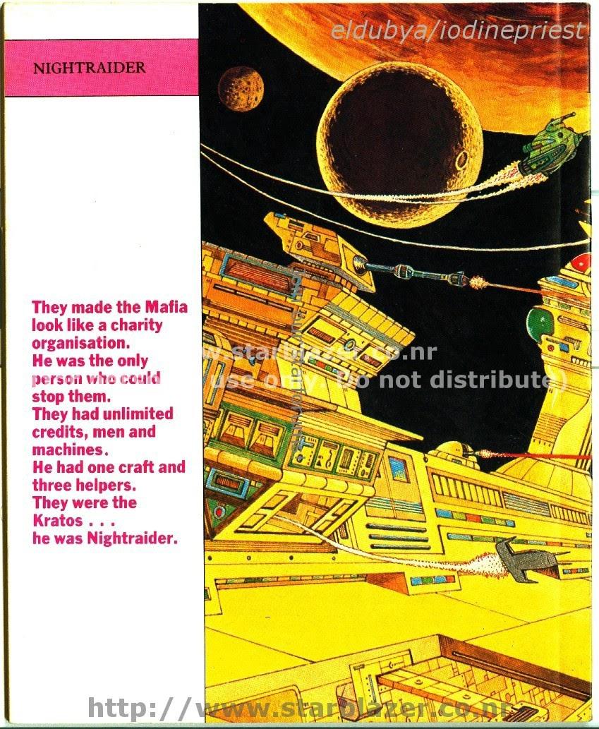 Starblazer issue 172 - Page 36
