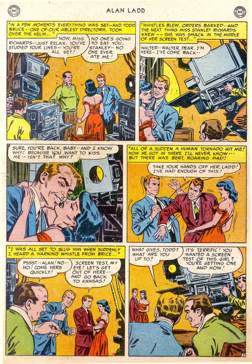 Adventures of Alan Ladd issue 4 - Page 23