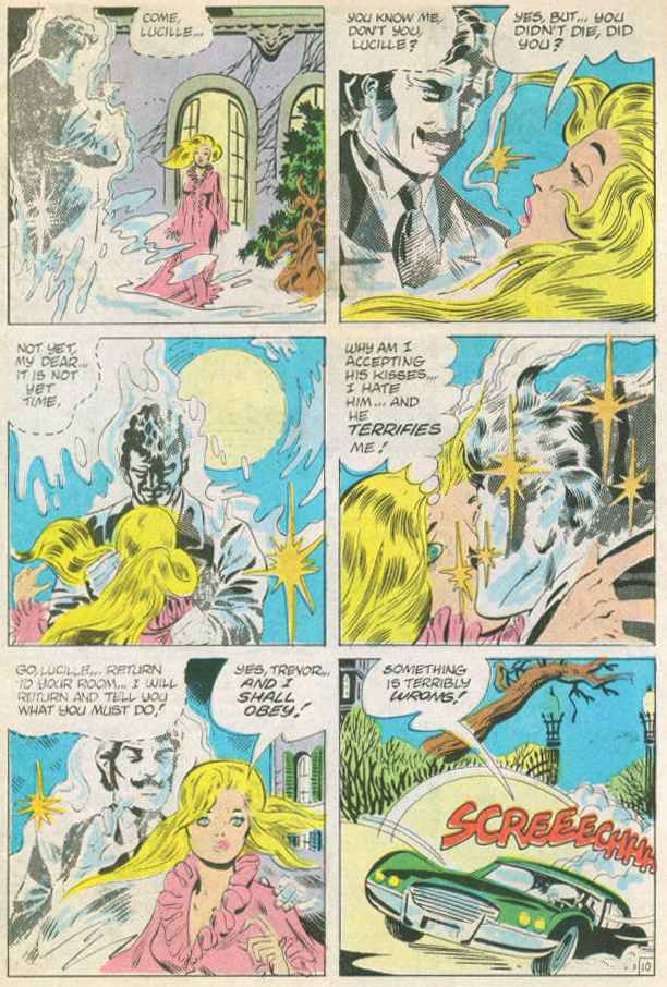 Read online Beyond the Grave (1983) comic -  Issue #14 - 19