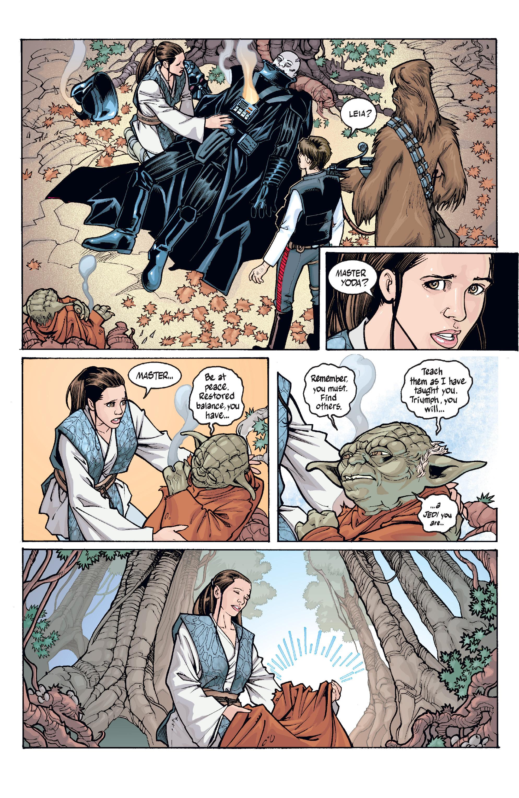 Read online Star Wars Omnibus comic -  Issue # Vol. 27 - 183
