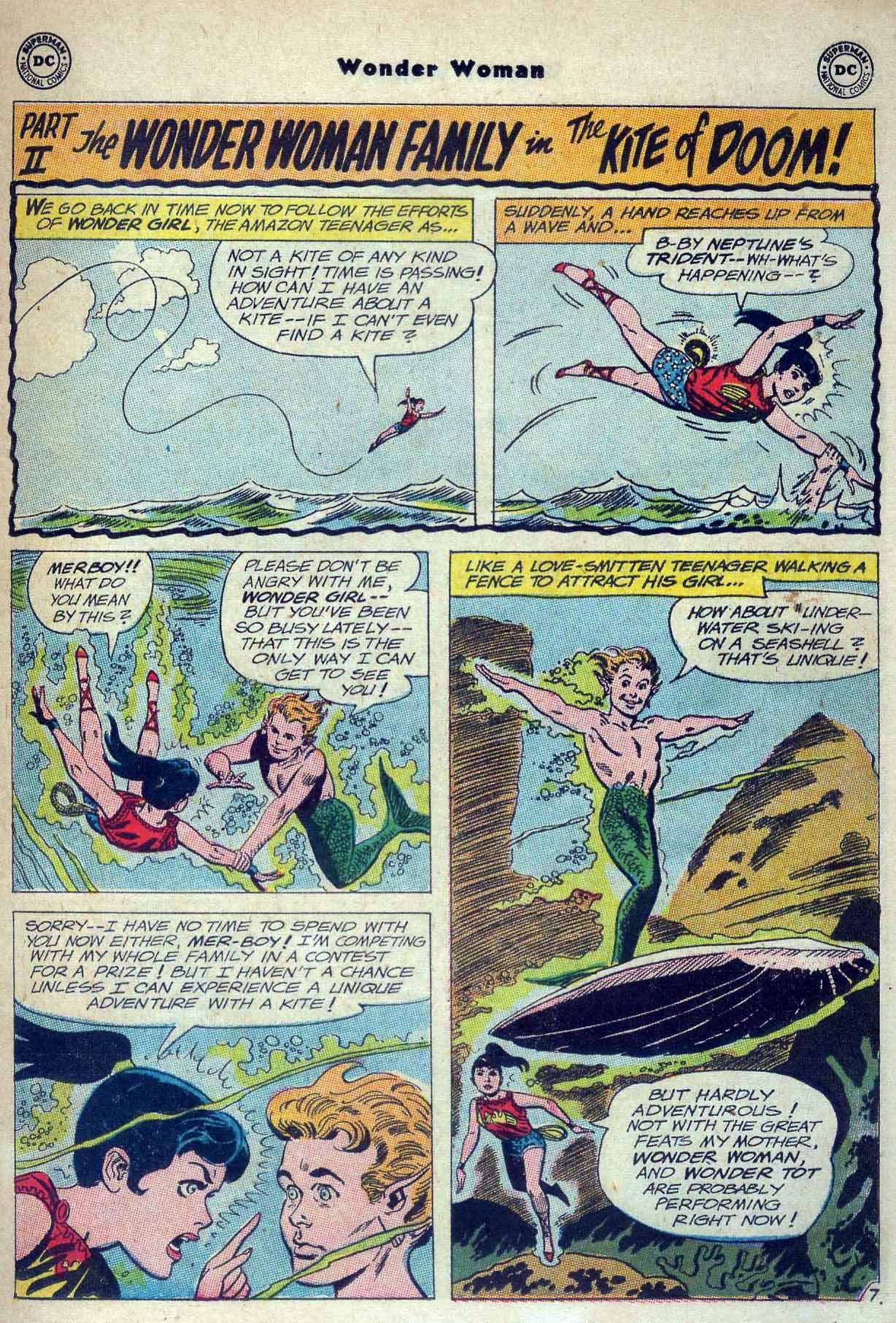 Read online Wonder Woman (1942) comic -  Issue #138 - 11