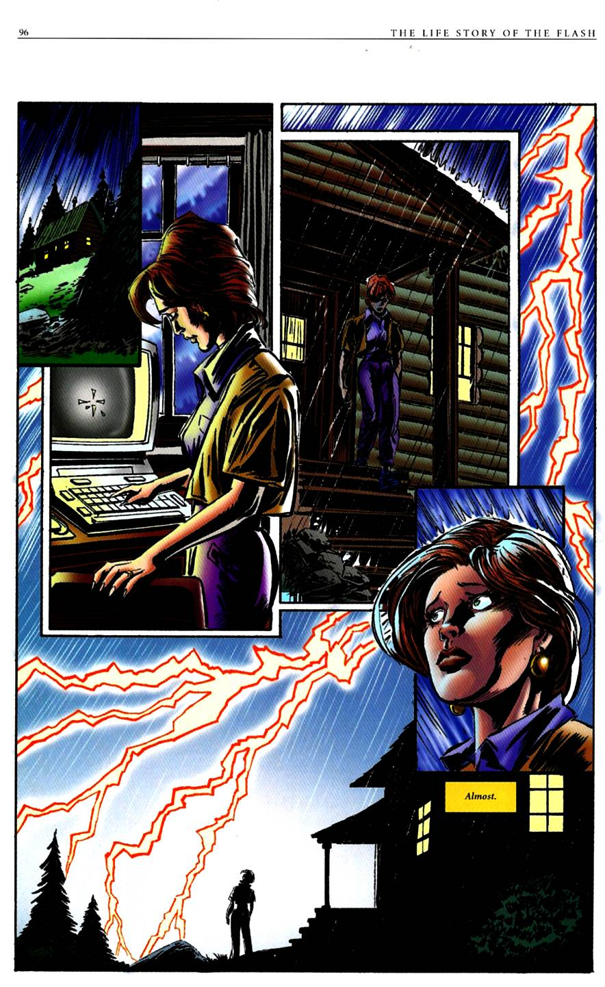 Read online The Life Story of the Flash comic -  Issue # Full - 98