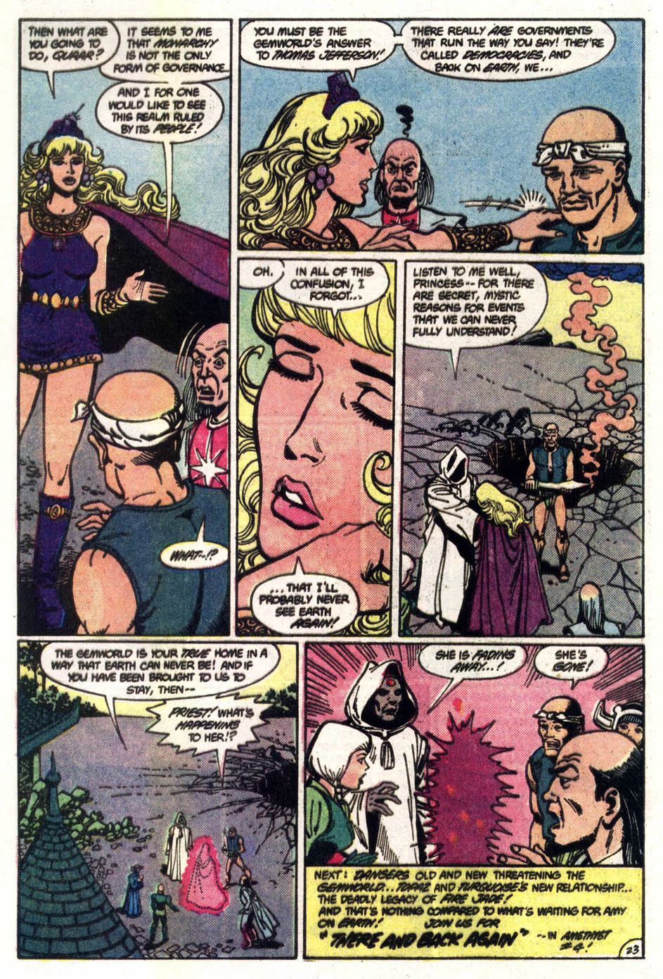 Read online Amethyst (1985) comic -  Issue #3 - 24