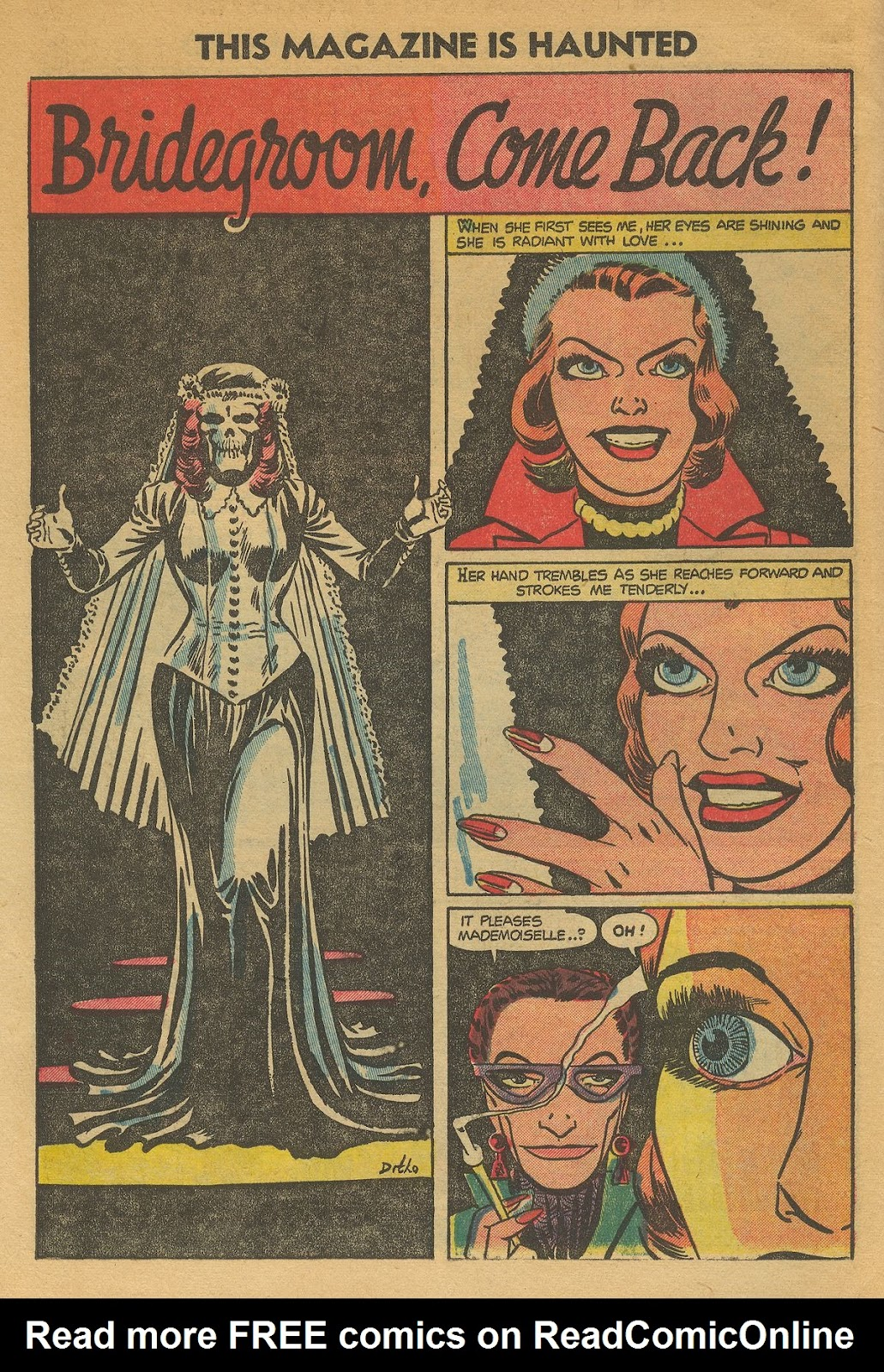 Read online This Magazine Is Haunted comic -  Issue #18 - 10