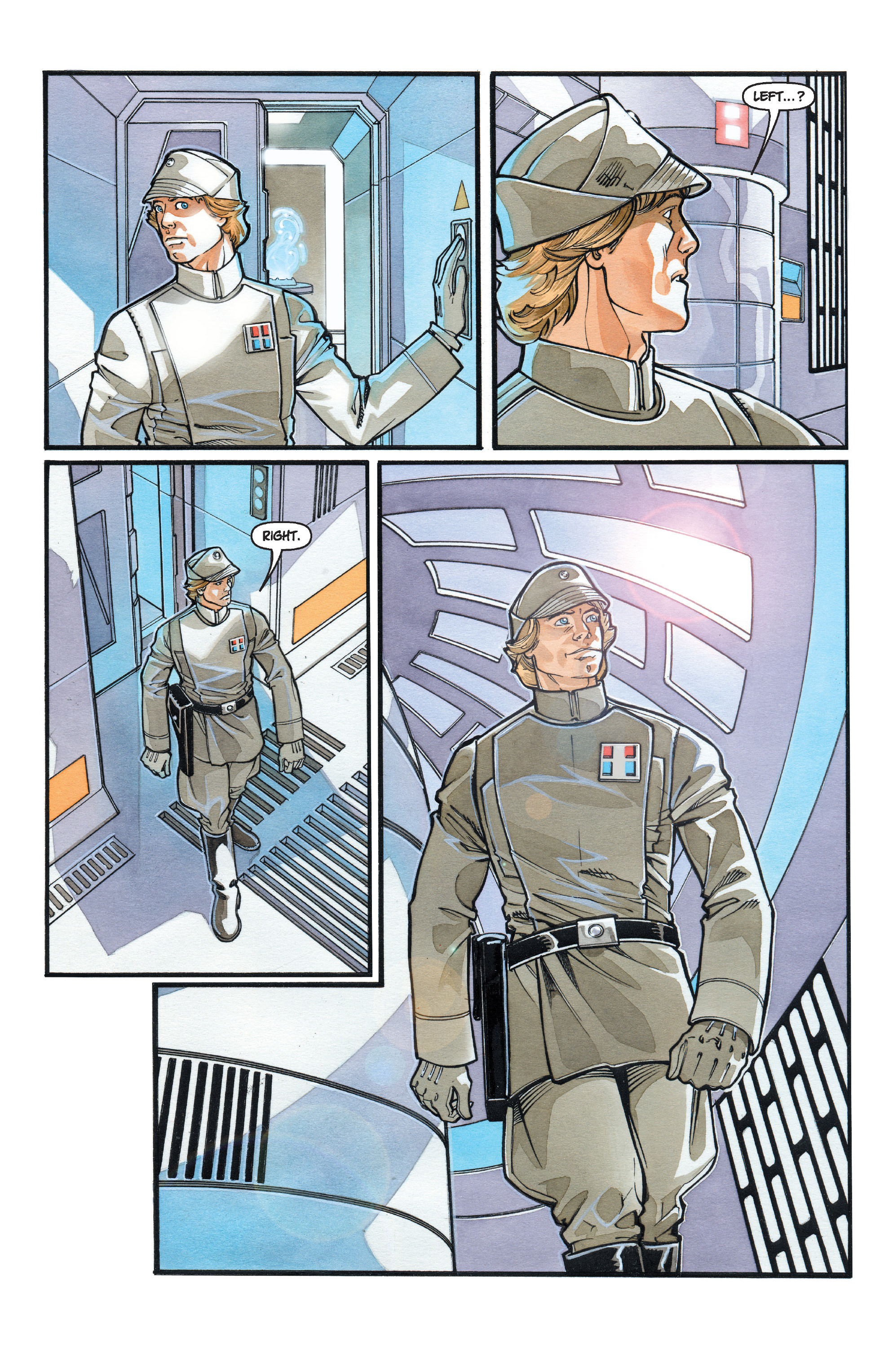 Read online Star Wars Omnibus comic -  Issue # Vol. 22 - 245