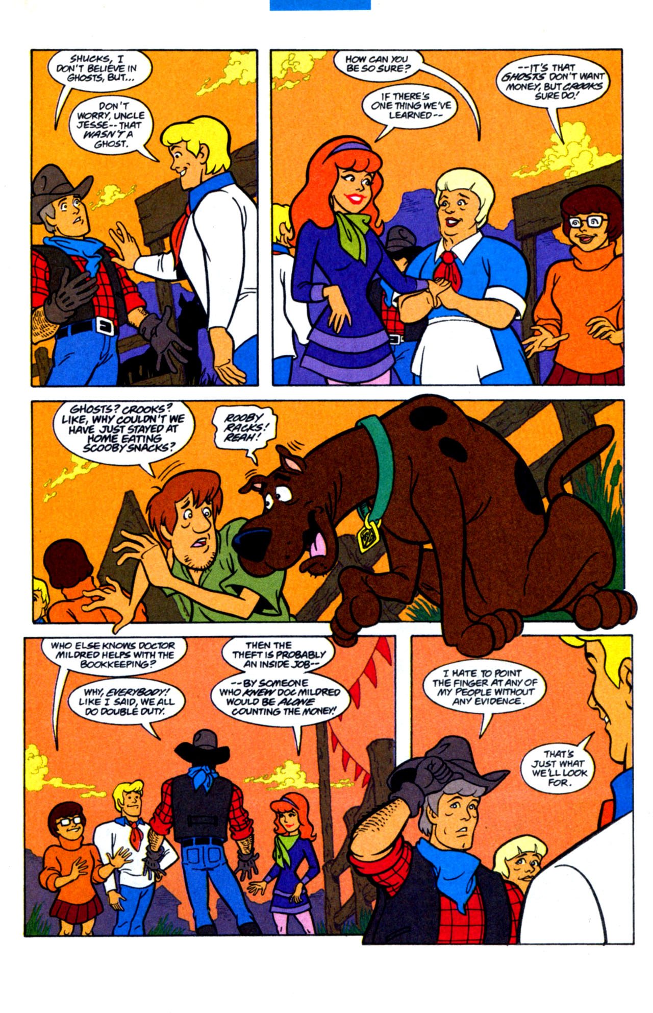 Read online Scooby-Doo (1997) comic -  Issue #15 - 9