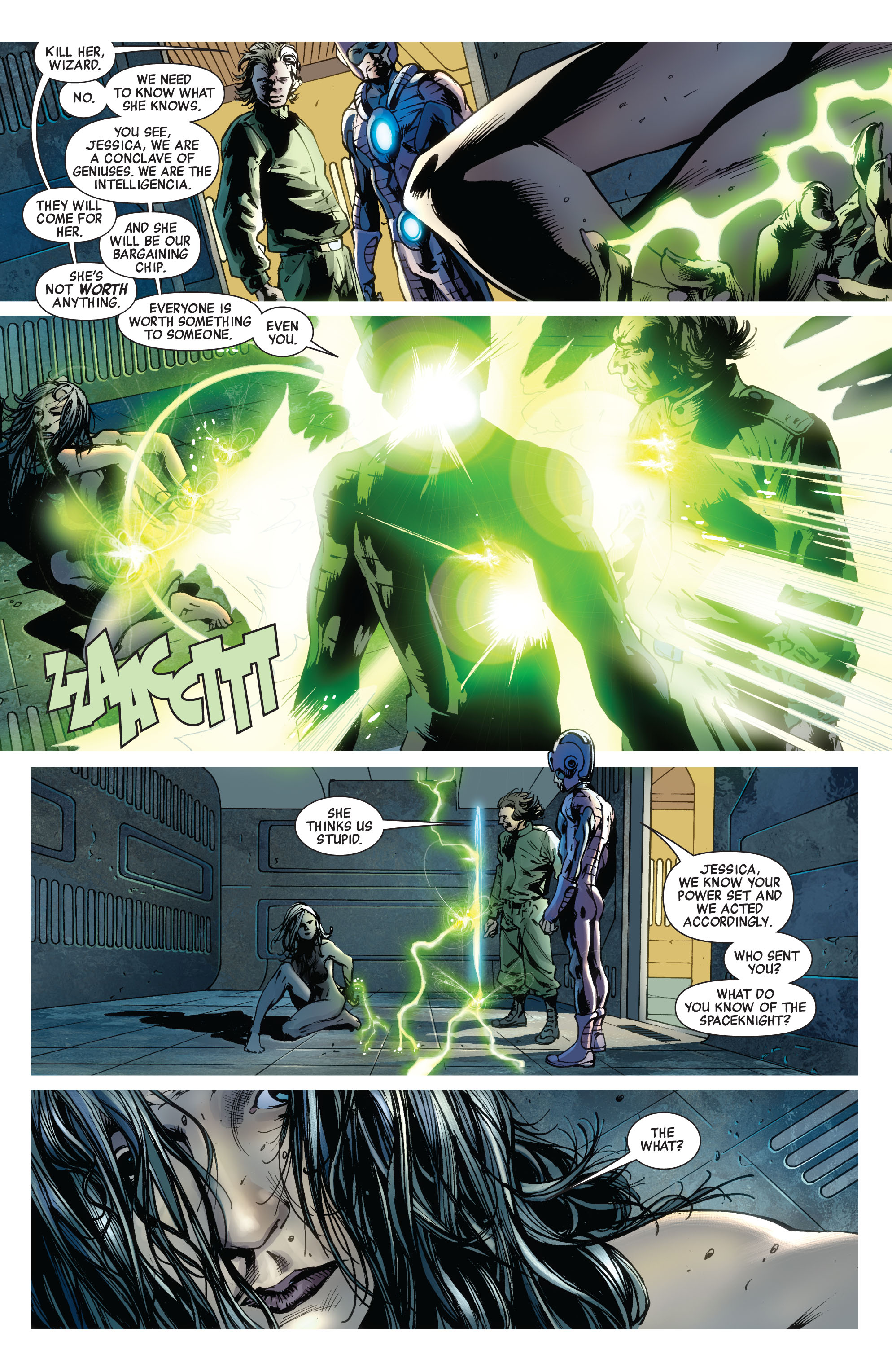 Read online Avengers (2010) comic -  Issue #12.1 - 14