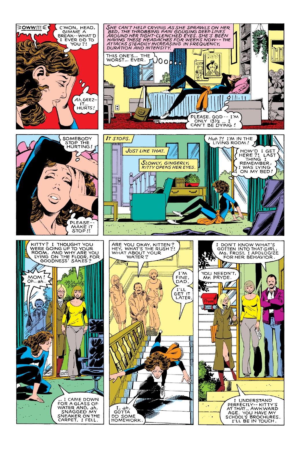 Read online X-Men Milestones: Dark Phoenix Saga comic -  Issue # TPB (Part 1) - 16