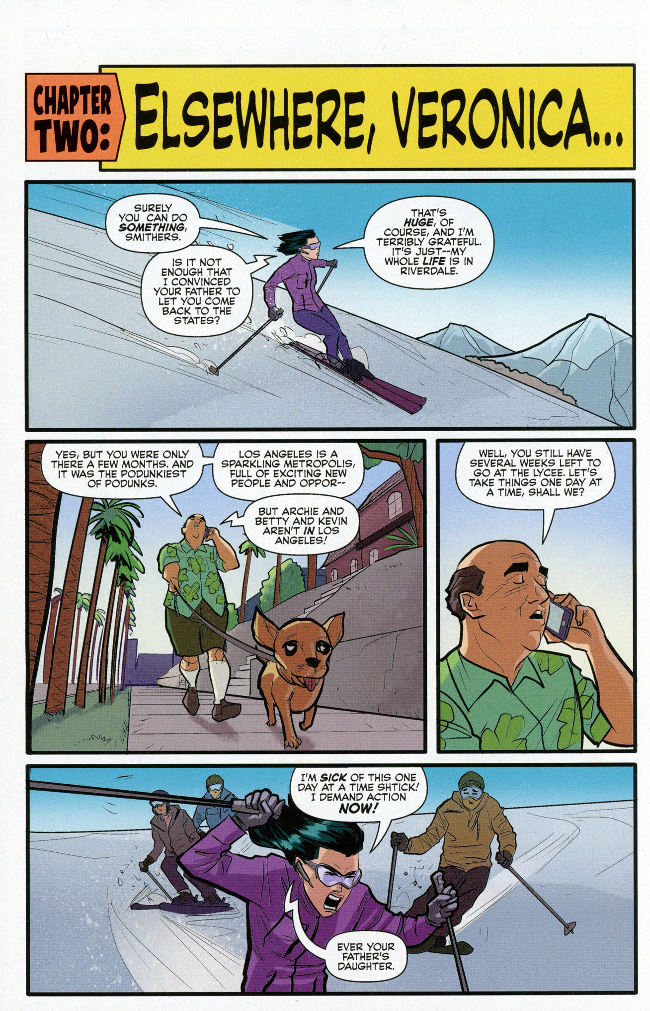 Read online Archie (2015) comic -  Issue #16 - 8