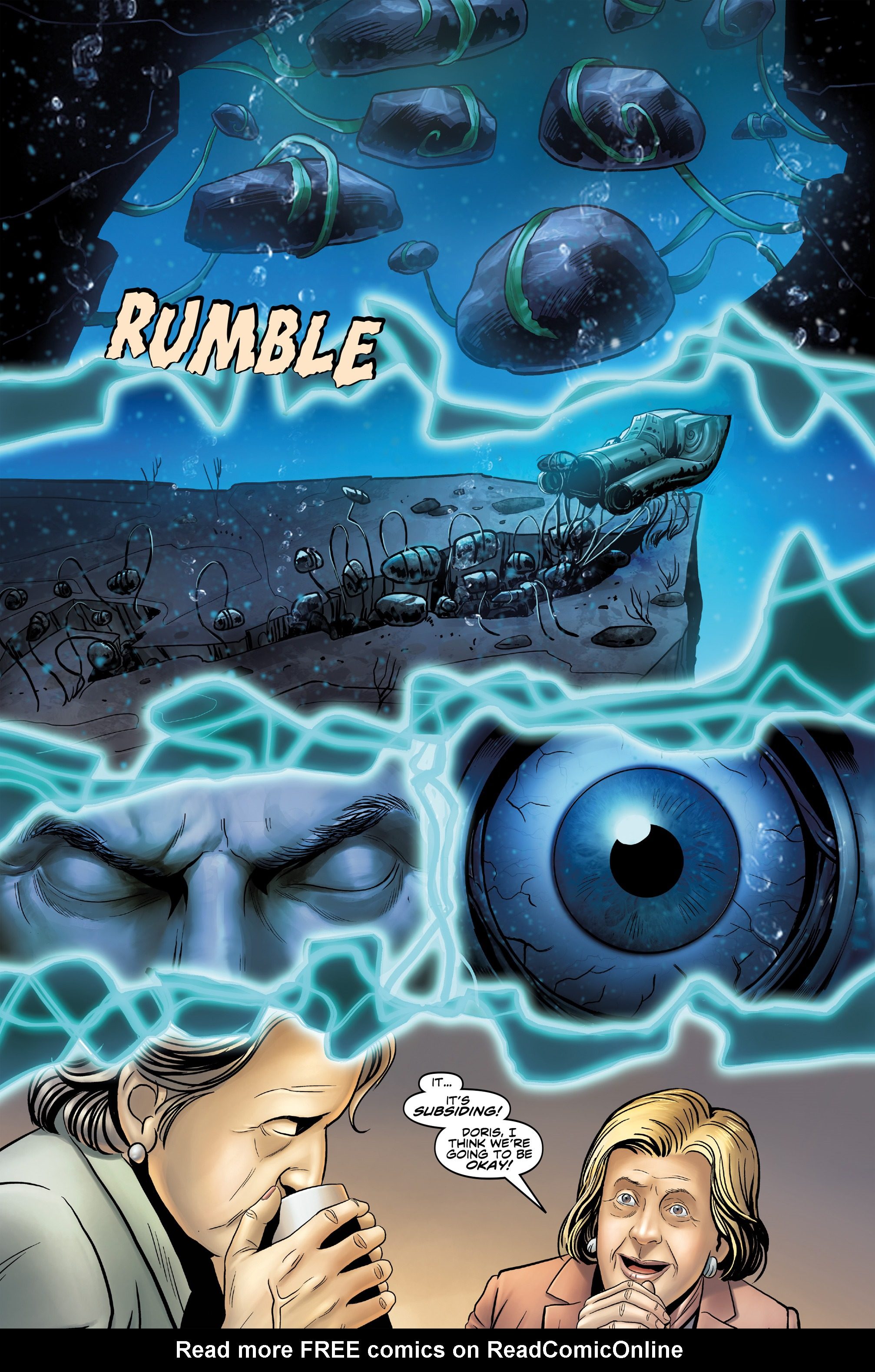 Read online Doctor Who: The Twelfth Doctor Year Three comic -  Issue #4 - 21